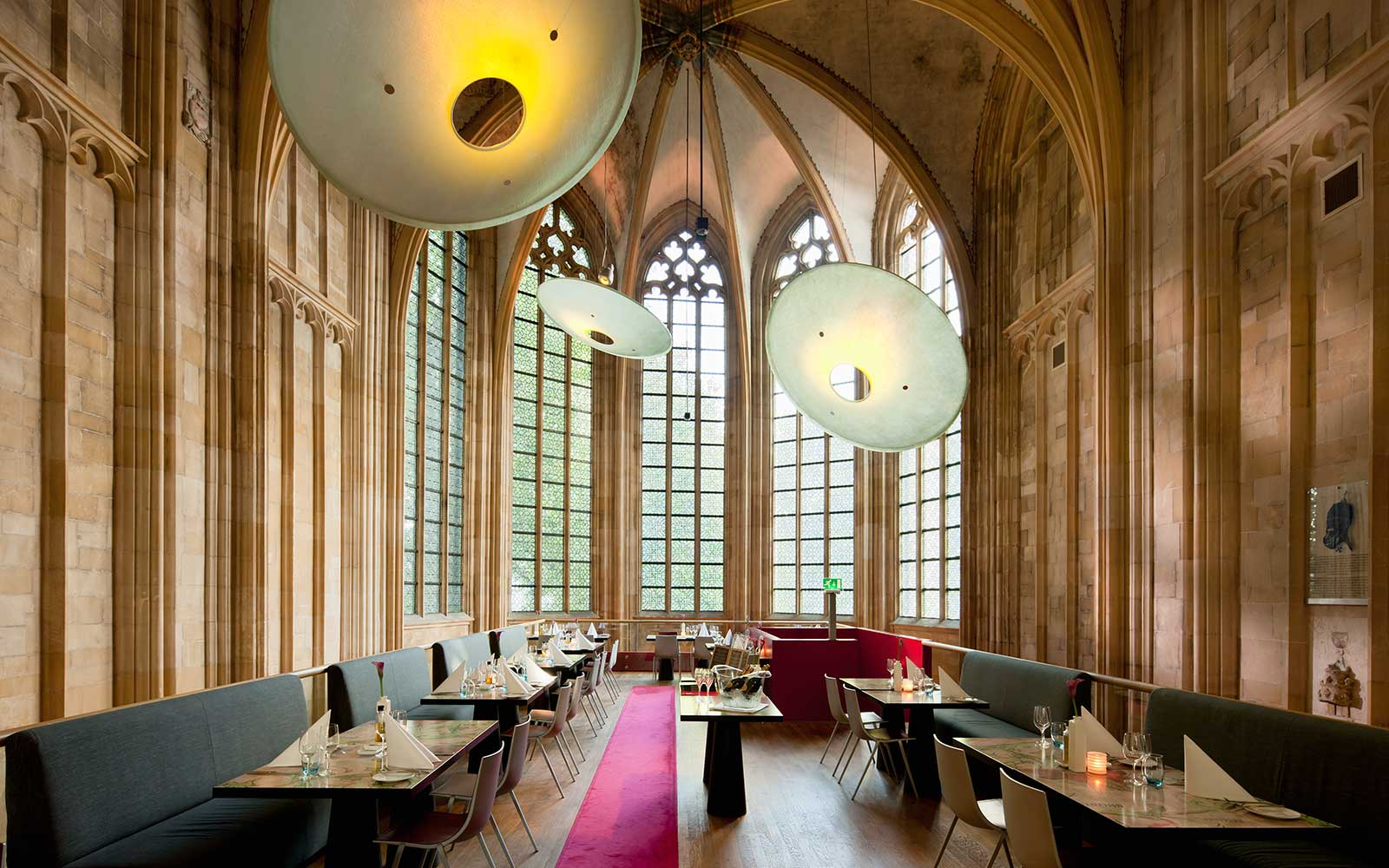 13 Grand Churches, Reincarnated: Kruisherenhotel Maastricht in the Netherlands