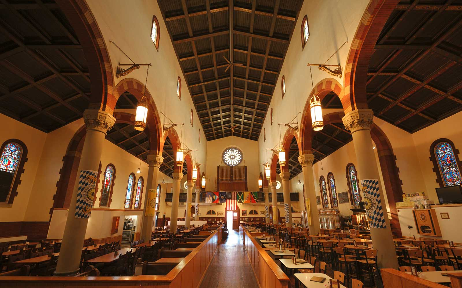 13 Grand Churches, Reincarnated: Church Brew Works in Pittsburgh, Pennsylvania