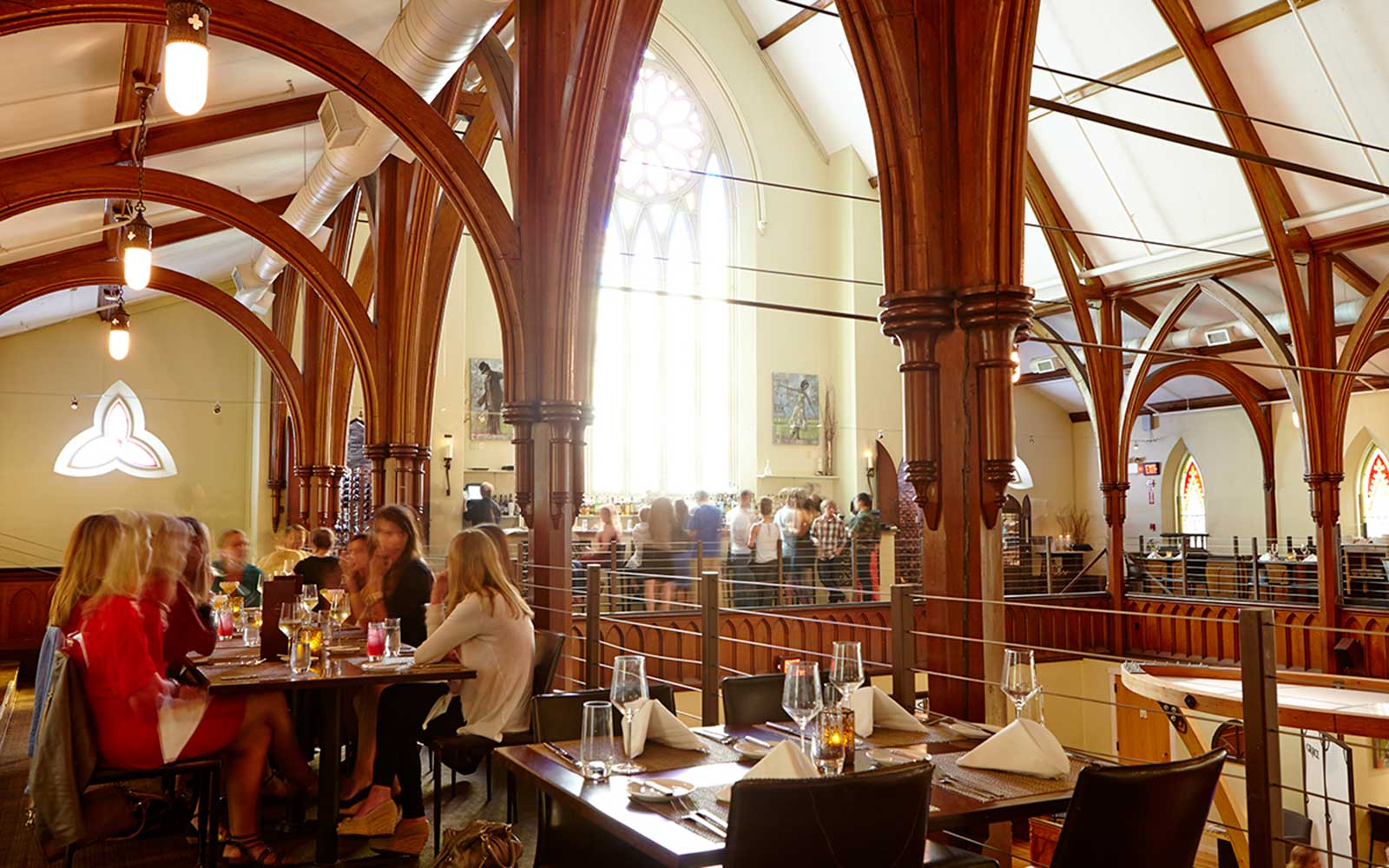 13 Grand Churches, Reincarnated: Restaurant Grace in Portland, Maine