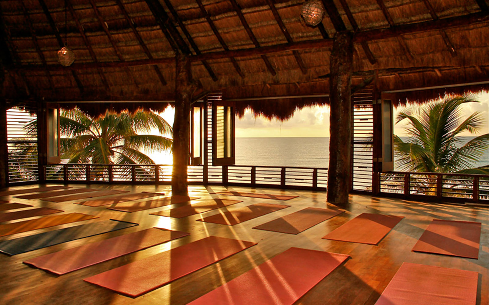 Mexico's Greenest Hotels Offer Guests a Certain 'Om'-biance: Amansala Eco-Chic Resort in Tulum