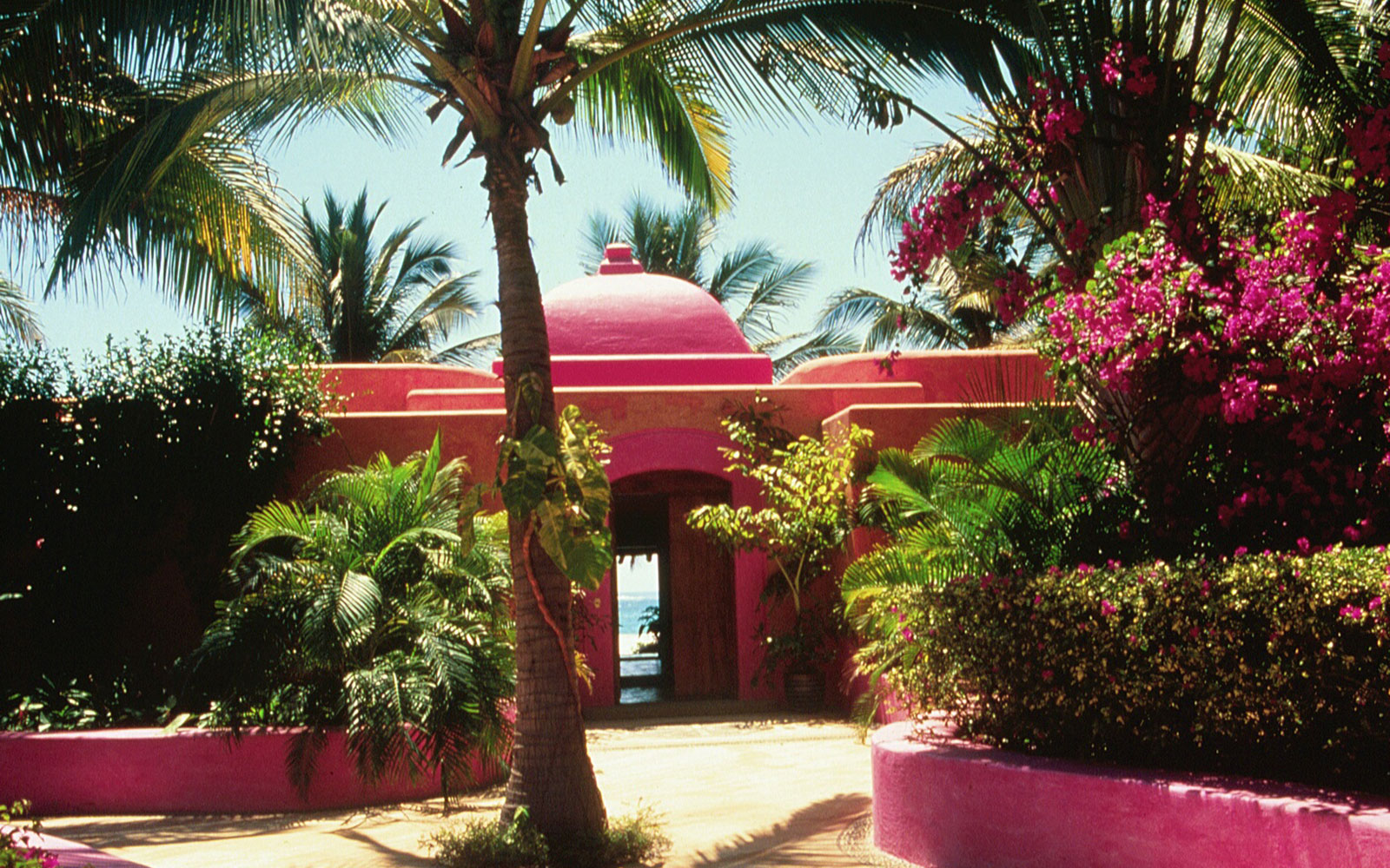 Mexico's Greenest Hotels Offer Guests a Certain 'Om'-biance: Las Alamandas in Costalegre