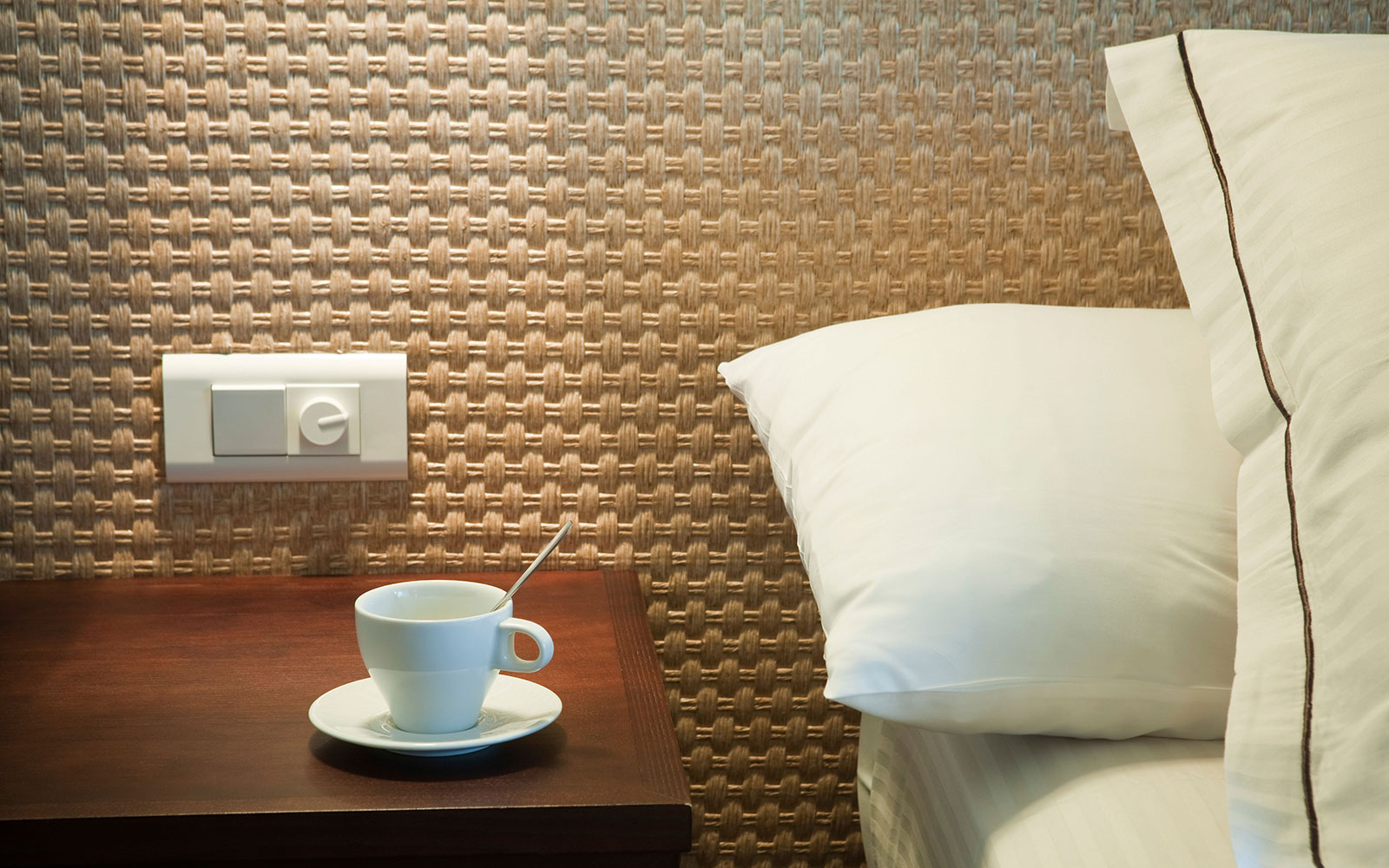 11 Amazing Things Found in the Hotel Room of the Future: Smart appliances