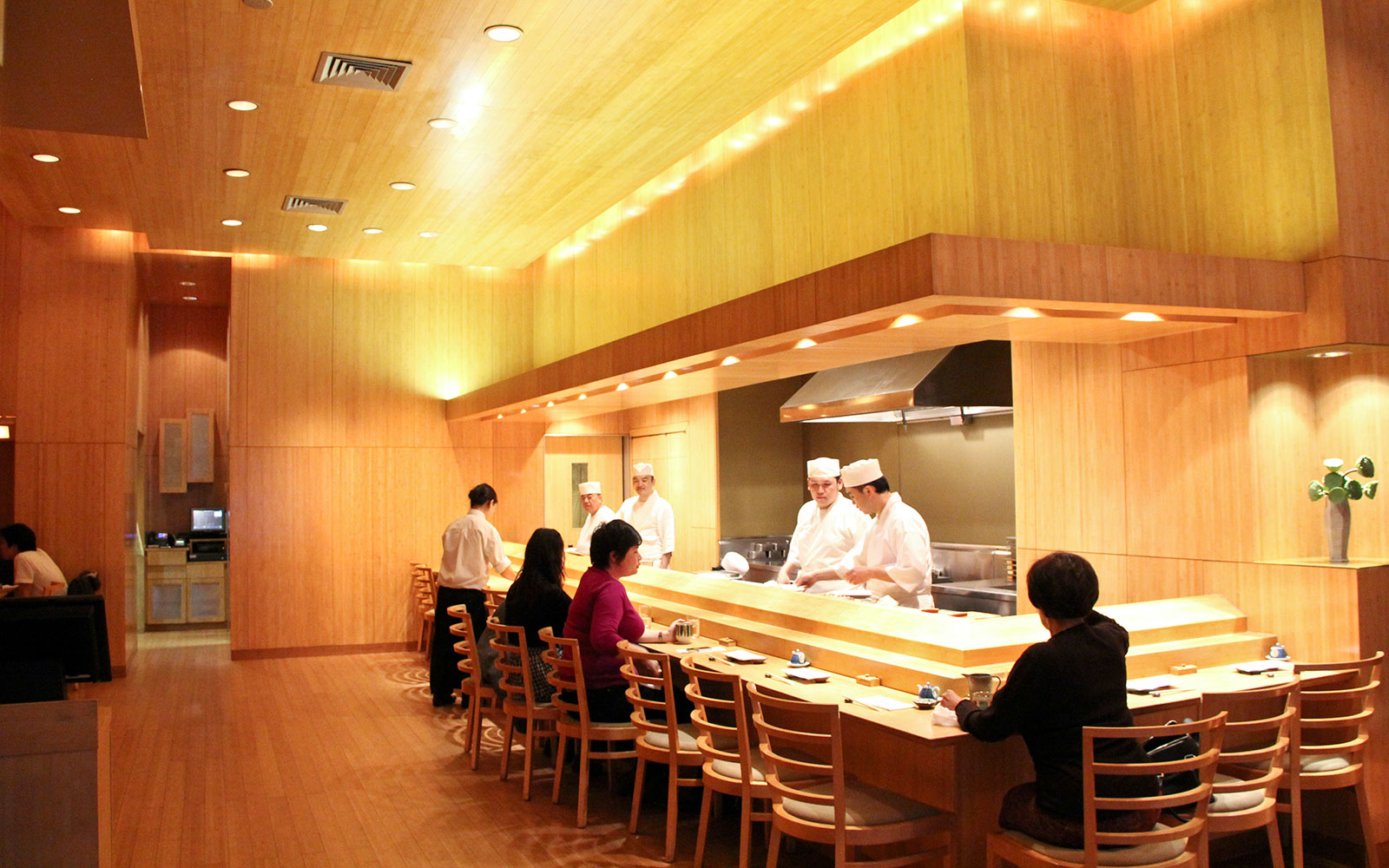 New York's 12 Best Sushi Spots: Sushi Yasuda