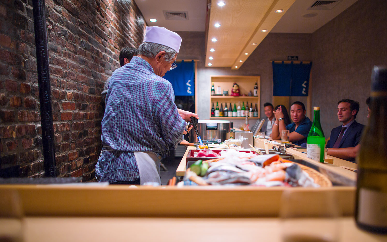 New York's 12 Best Sushi Spots: Kura