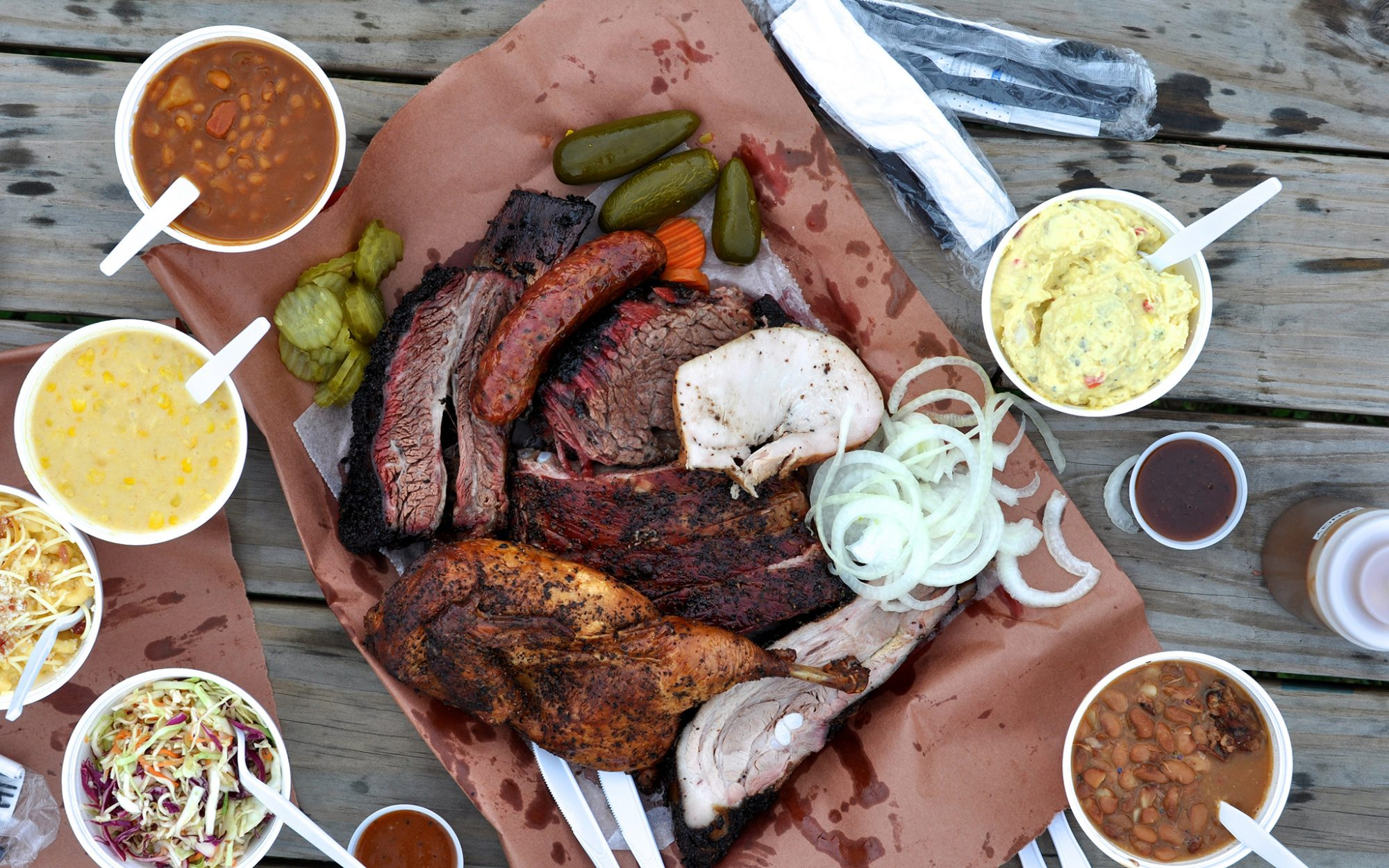 America's Best Cities for Barbecue: No. 4 Houston