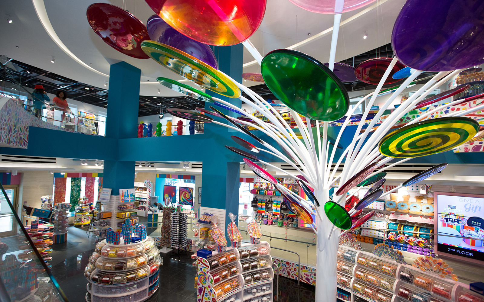 Dylan's Candy Bar, Chicago