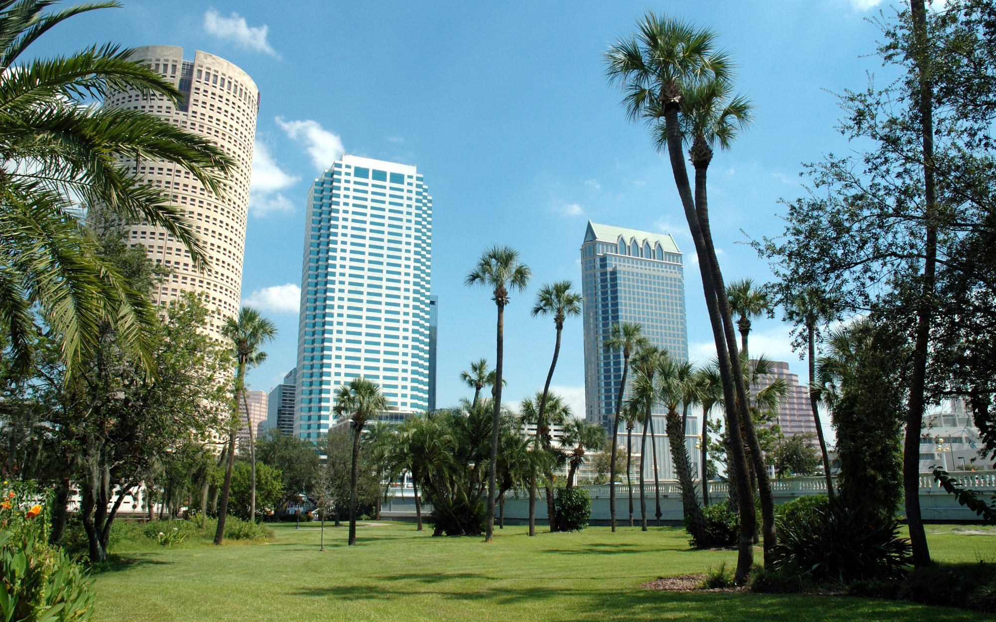 Here Are the Greenest Cities in America: No. 11 Tampa