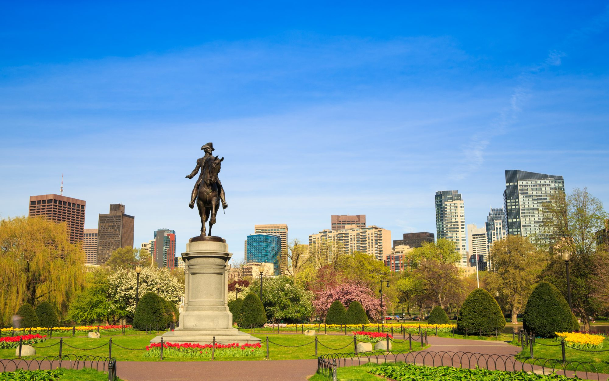 Here Are the Greenest Cities in America: No. 12 Boston