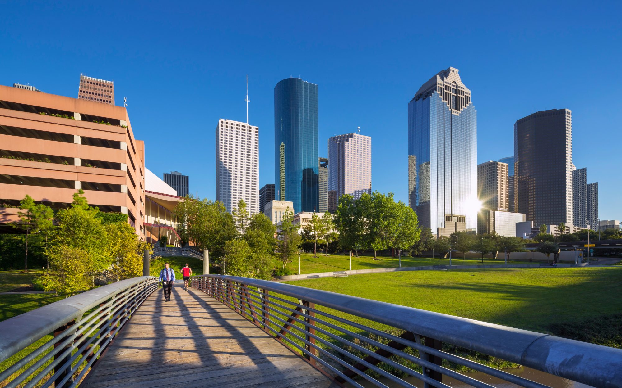 Here Are the Greenest Cities in America: No. 18 Houston