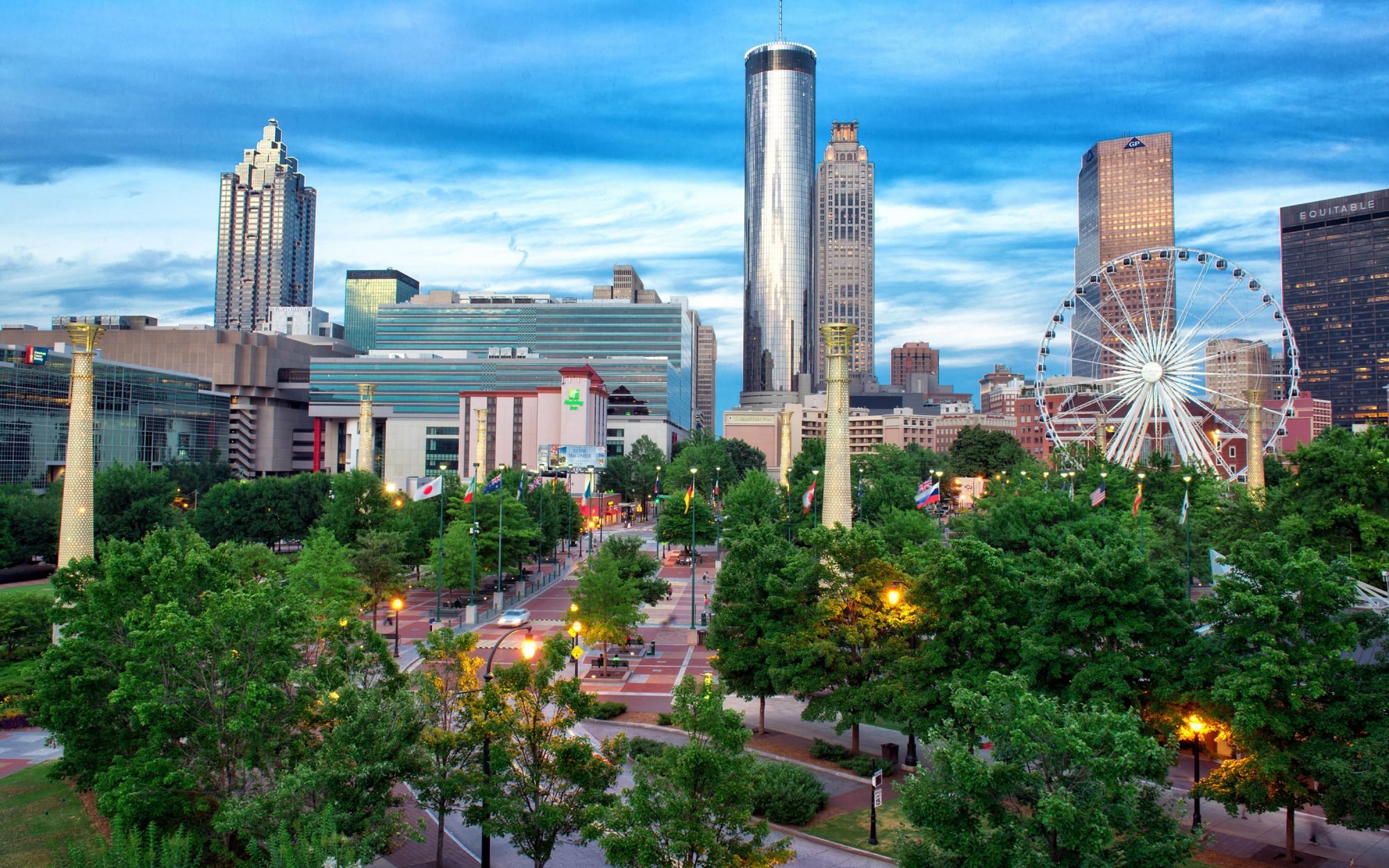 Here Are the Greenest Cities in America: No. 19 Atlanta