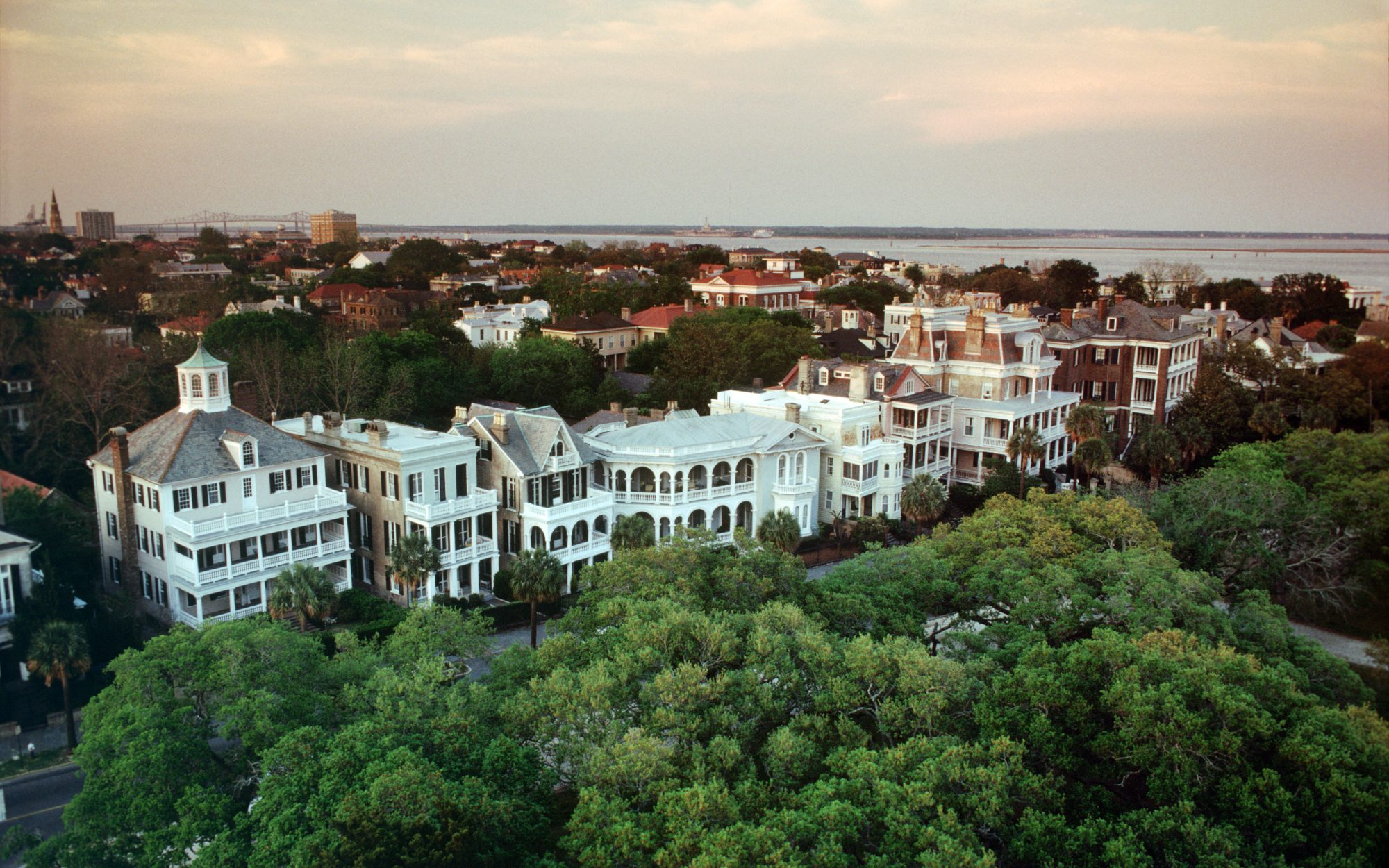 Here Are the Greenest Cities in America: No. 3 Charleston