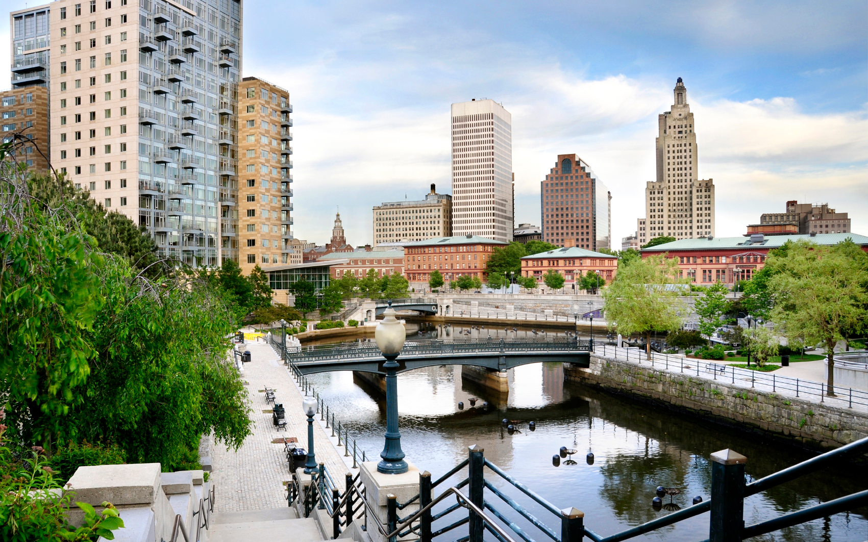 Here Are the Greenest Cities in America: No. 5 Providence