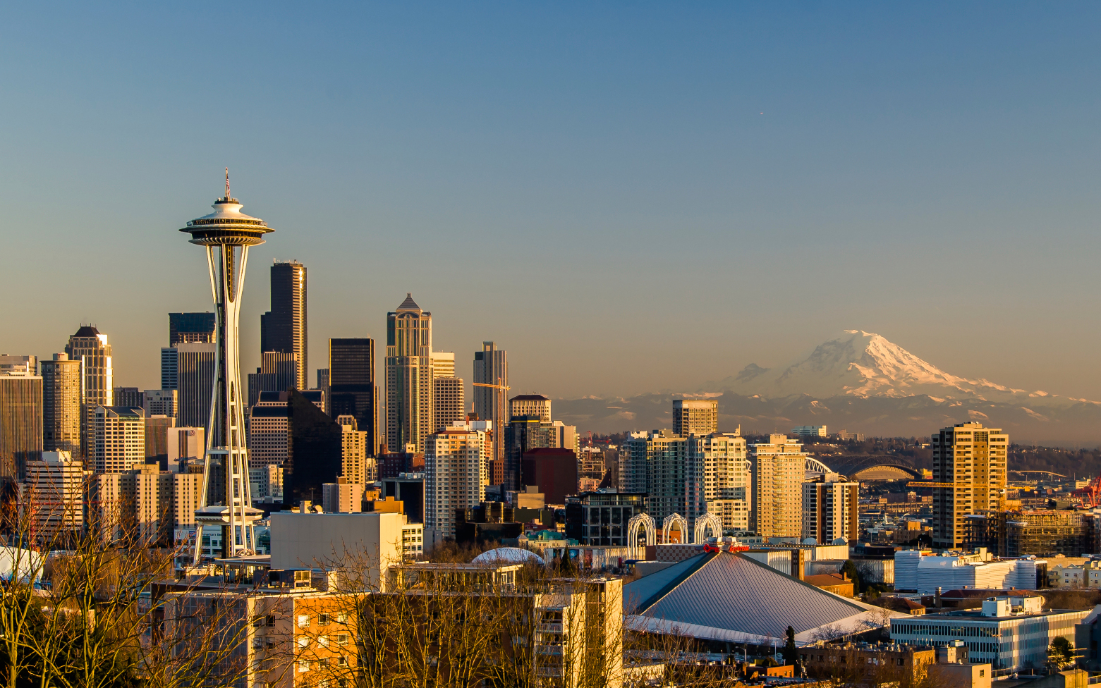 Here Are the Greenest Cities in America: No. 6 Seattle