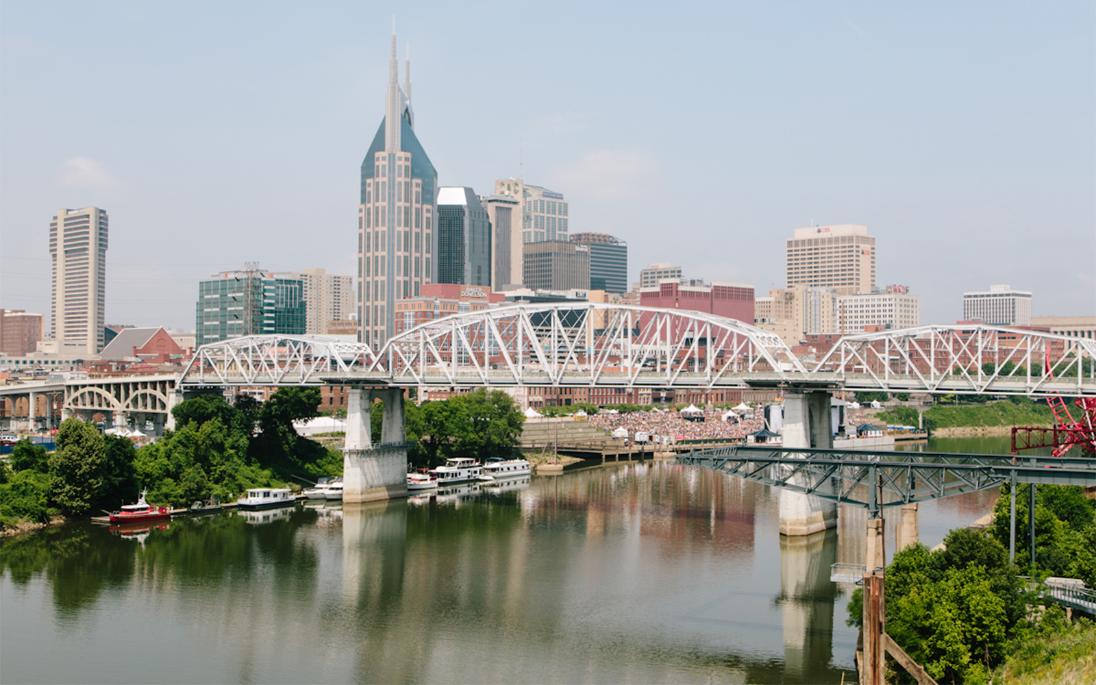 Here Are the Greenest Cities in America: No. 7 Nashville