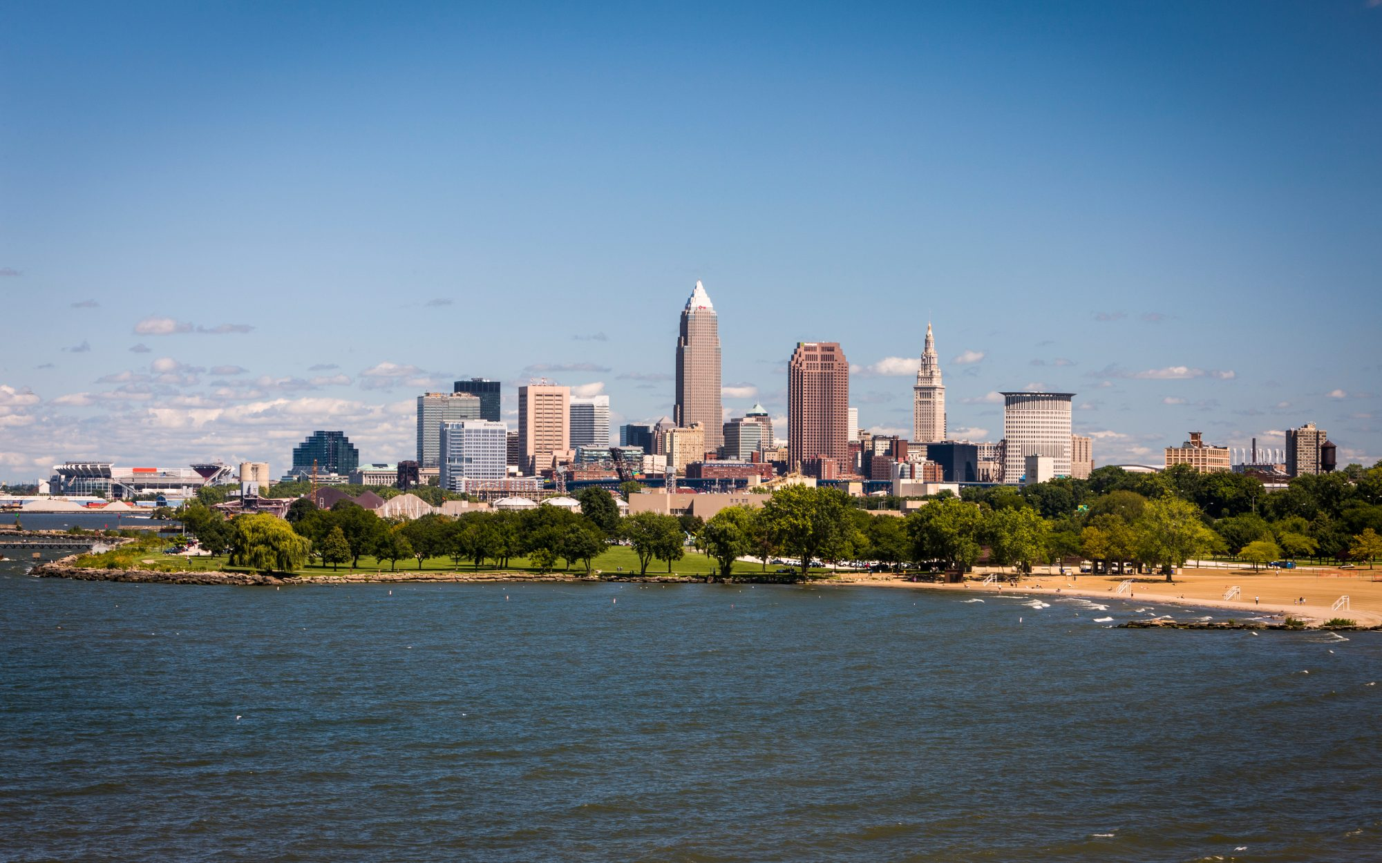 Here Are the Greenest Cities in America: No. 9 Cleveland
