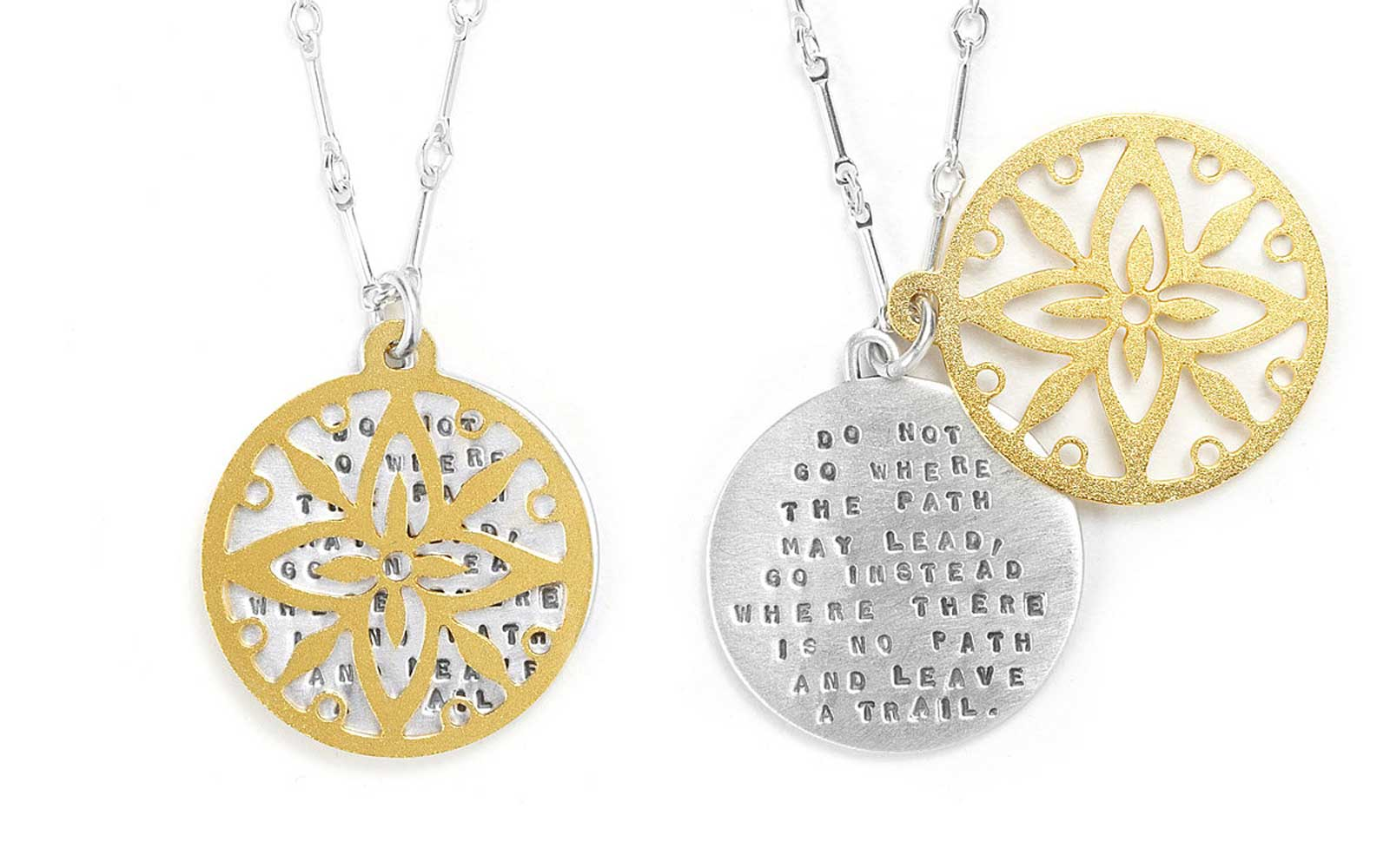 Leave a Trail Necklace