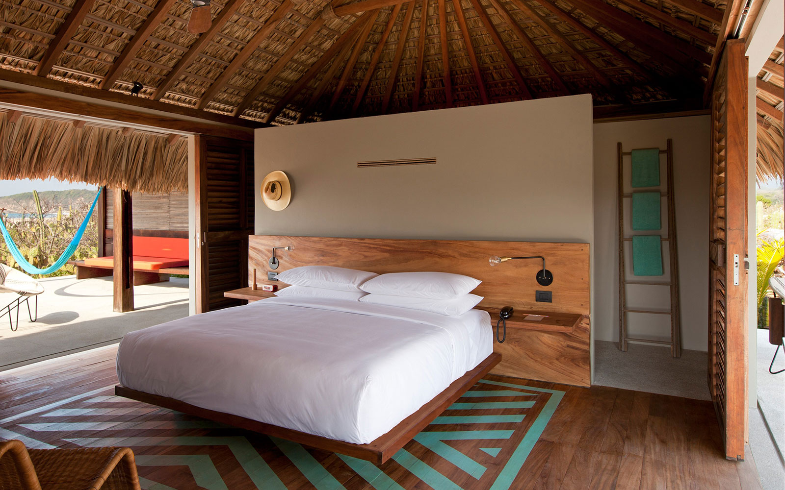 Mexico's Greenest Hotels Offer Guests a Certain 'Om'-biance: Hotel Escondido in Puerto Escondido, Oaxaca