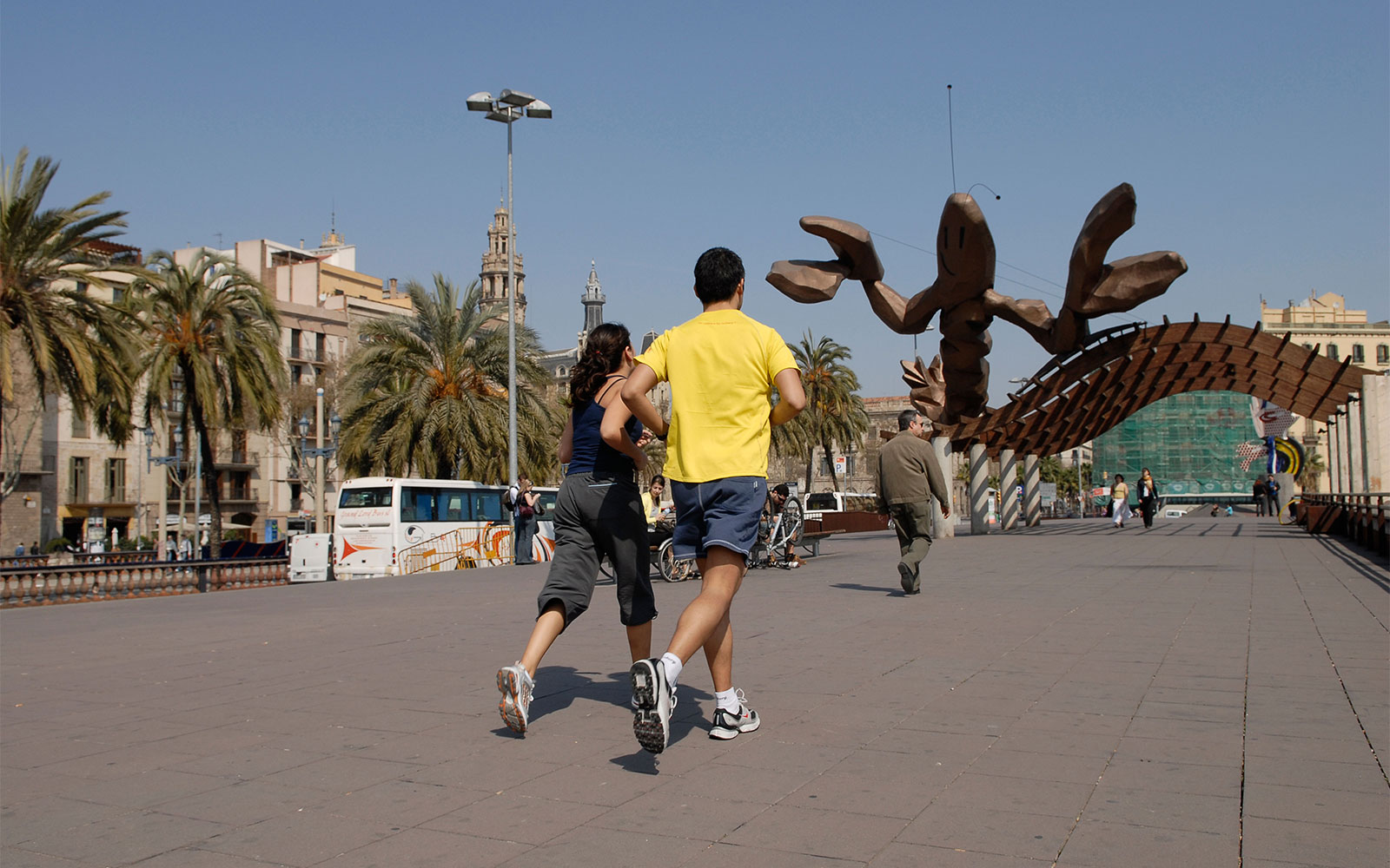 15 Destinations to Inspire Your Next Runner's High: Barcelona