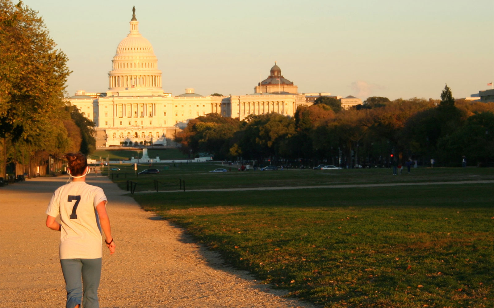 15 Destinations to Inspire Your Next Runner's High: Washington, D.C.