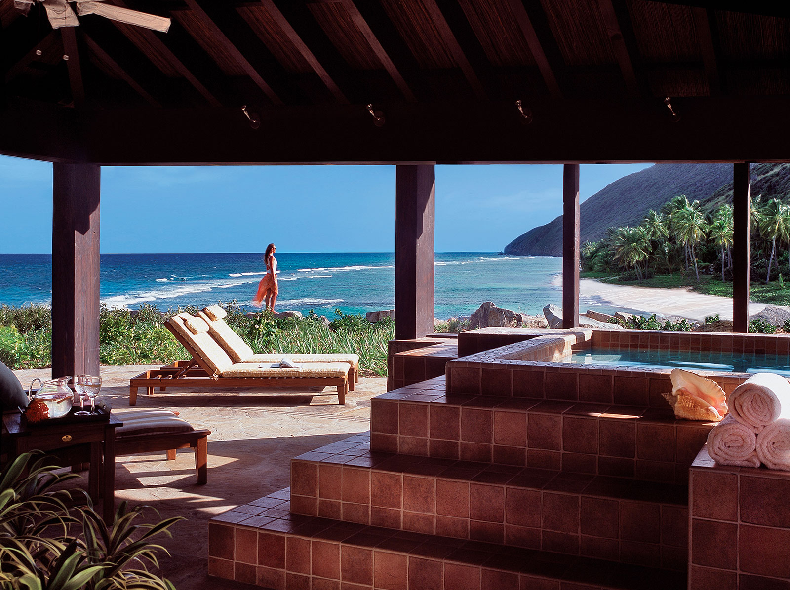 Private Villas and Resorts in The British Virgin Islands