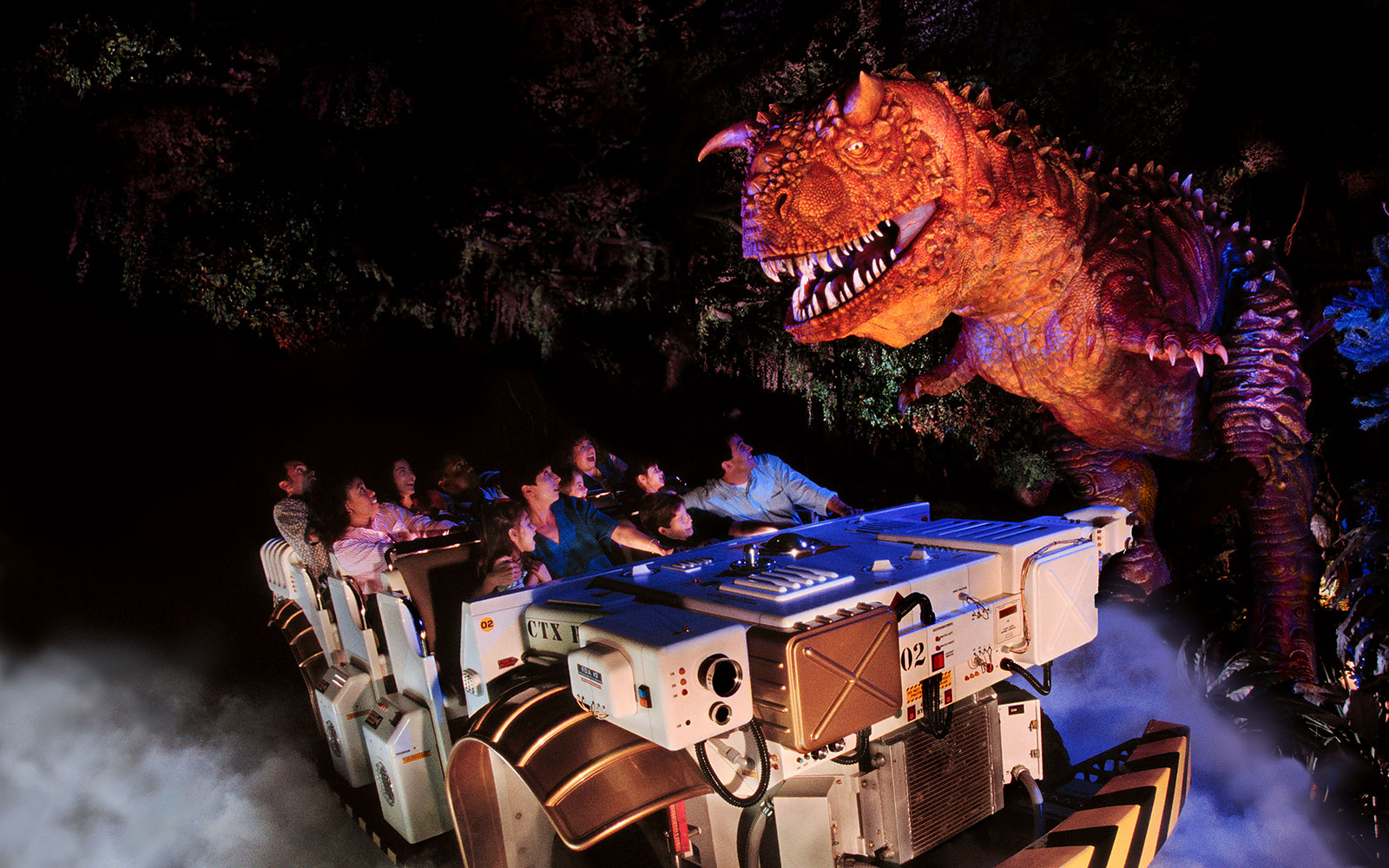 Things You Didn't Know About Disney Parks: Raiders of the Lost Iguanodon