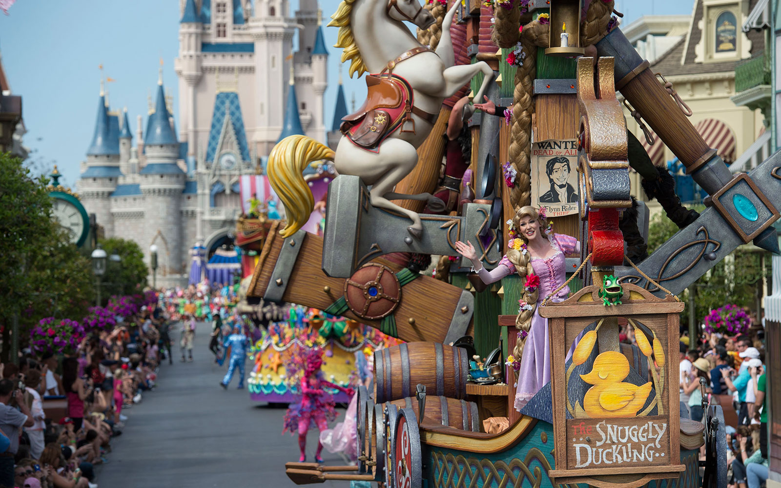 Things You Didn't Know About Disney Parks: Parade Technology