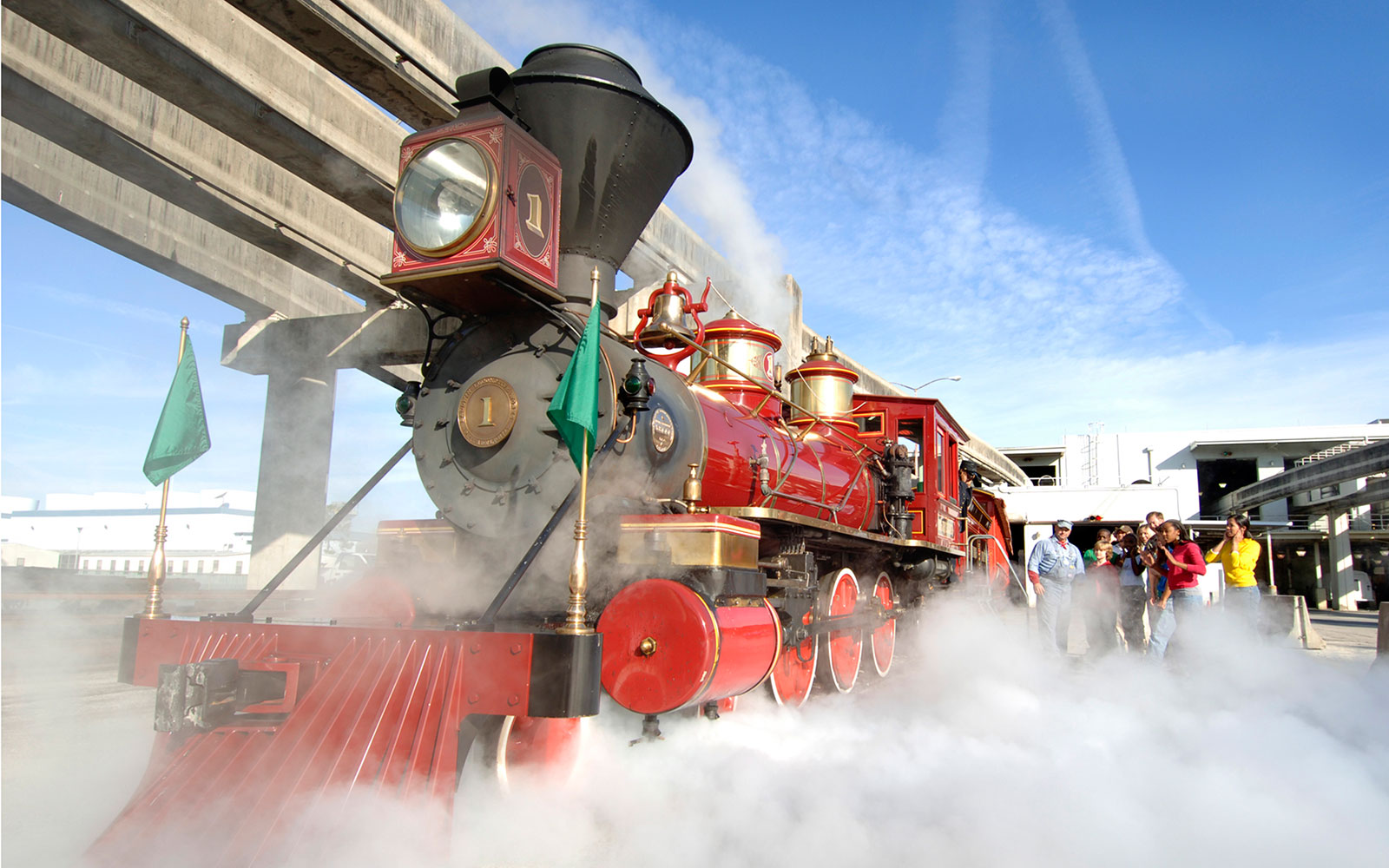 Things You Didn't Know About Disney Parks: Disneyland Railroad