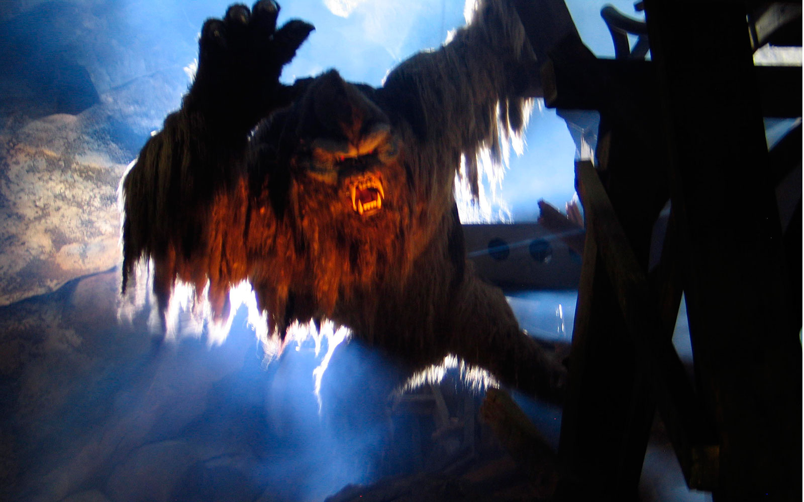 Things You Didn't Know About Disney Parks: Disco Yeti