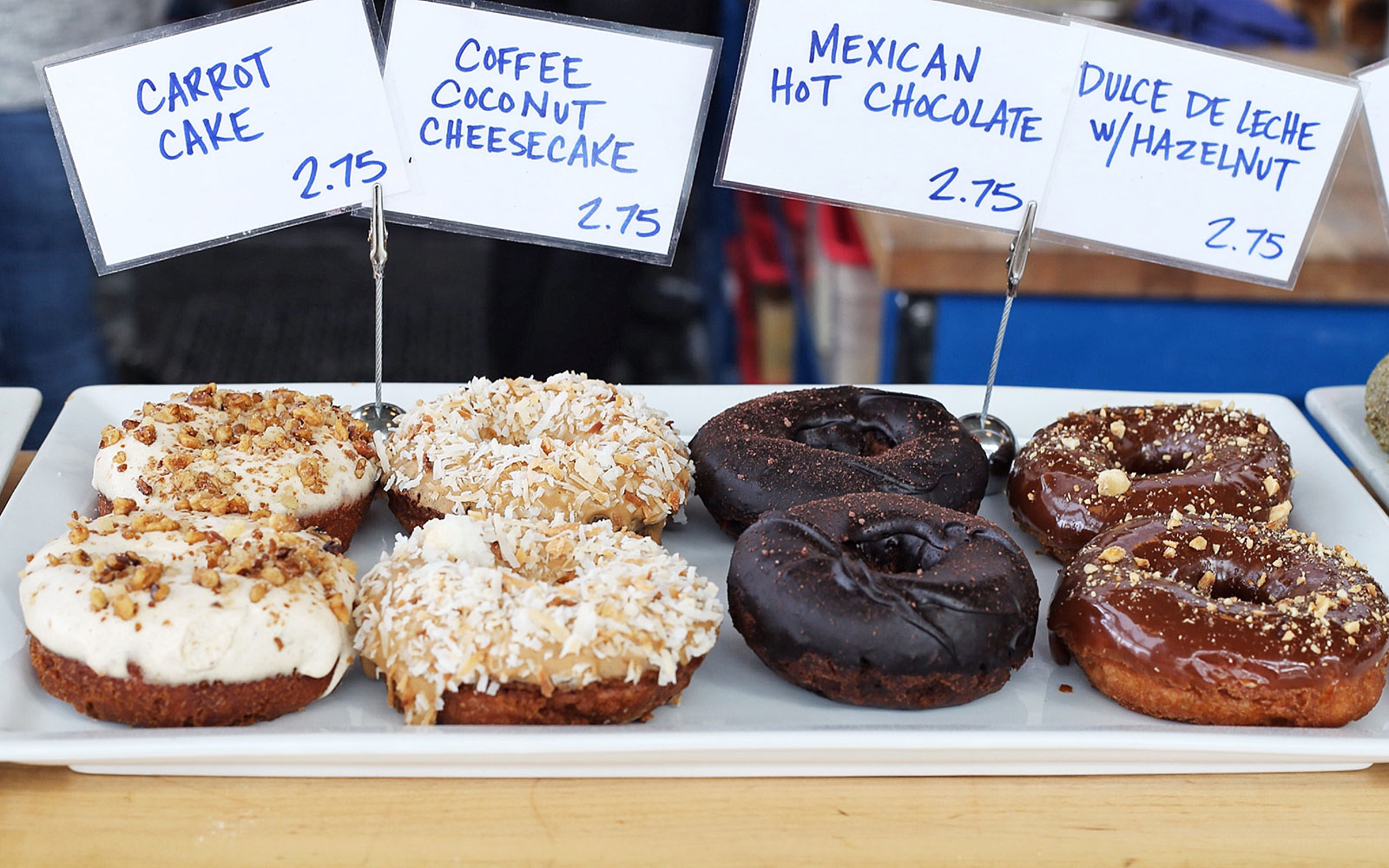 Never Settle: These are the Best Donut Shops in America: Blue Star Donuts in Los Angeles, California