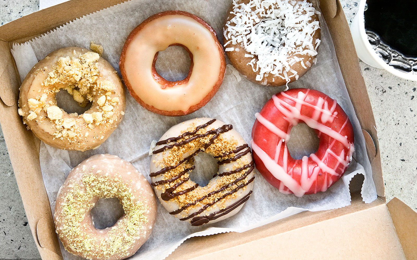 Never Settle: These are the Best Donut Shops in America: Federal Donuts in Philadelphia, Pennsylvania