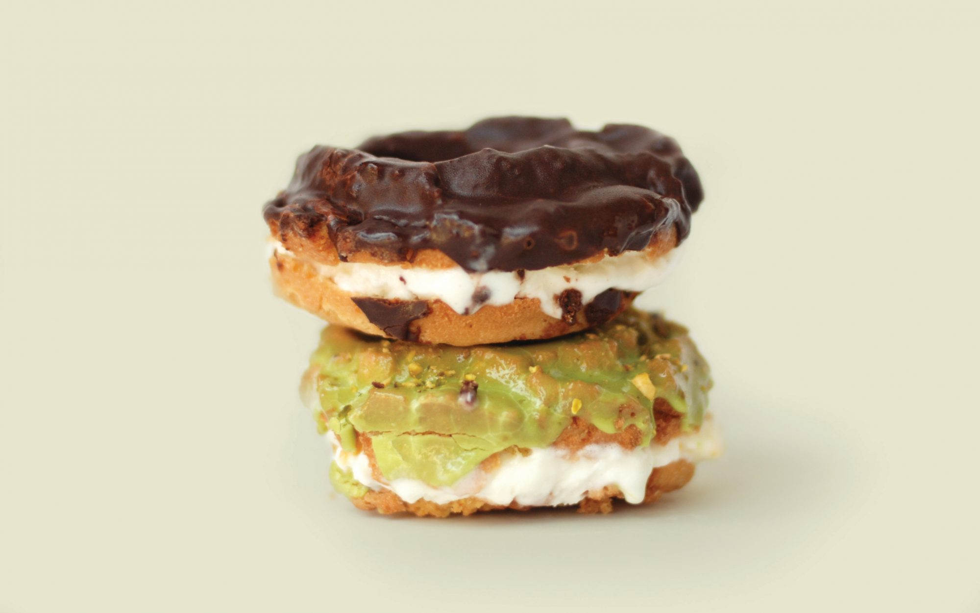 Outlandish Ice Cream Sandwiches to Eat This Summer: Stan's Donuts & Coffee in Chicago
