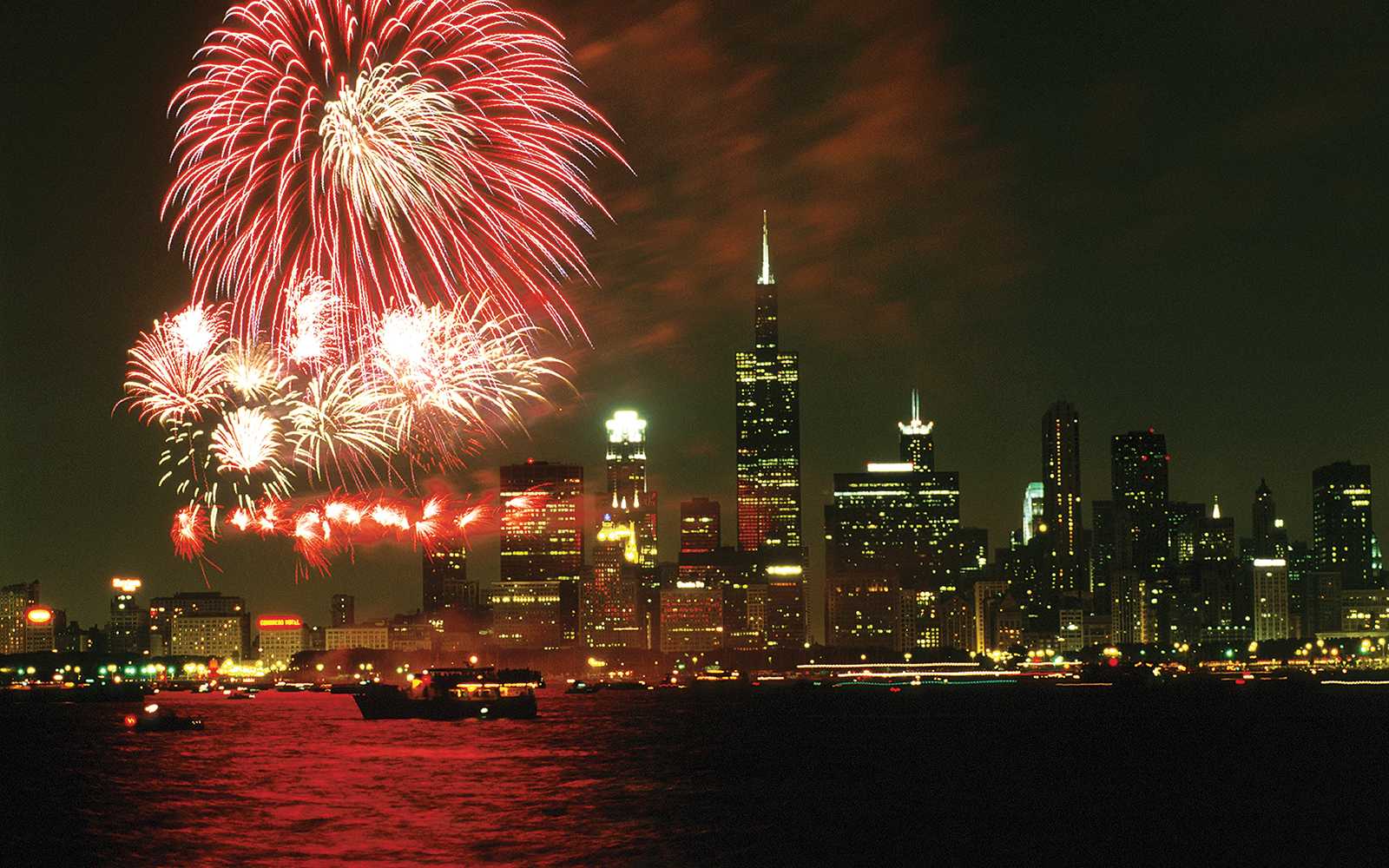 The Country's Best July 4 Celebrations: Chicago, Illinois