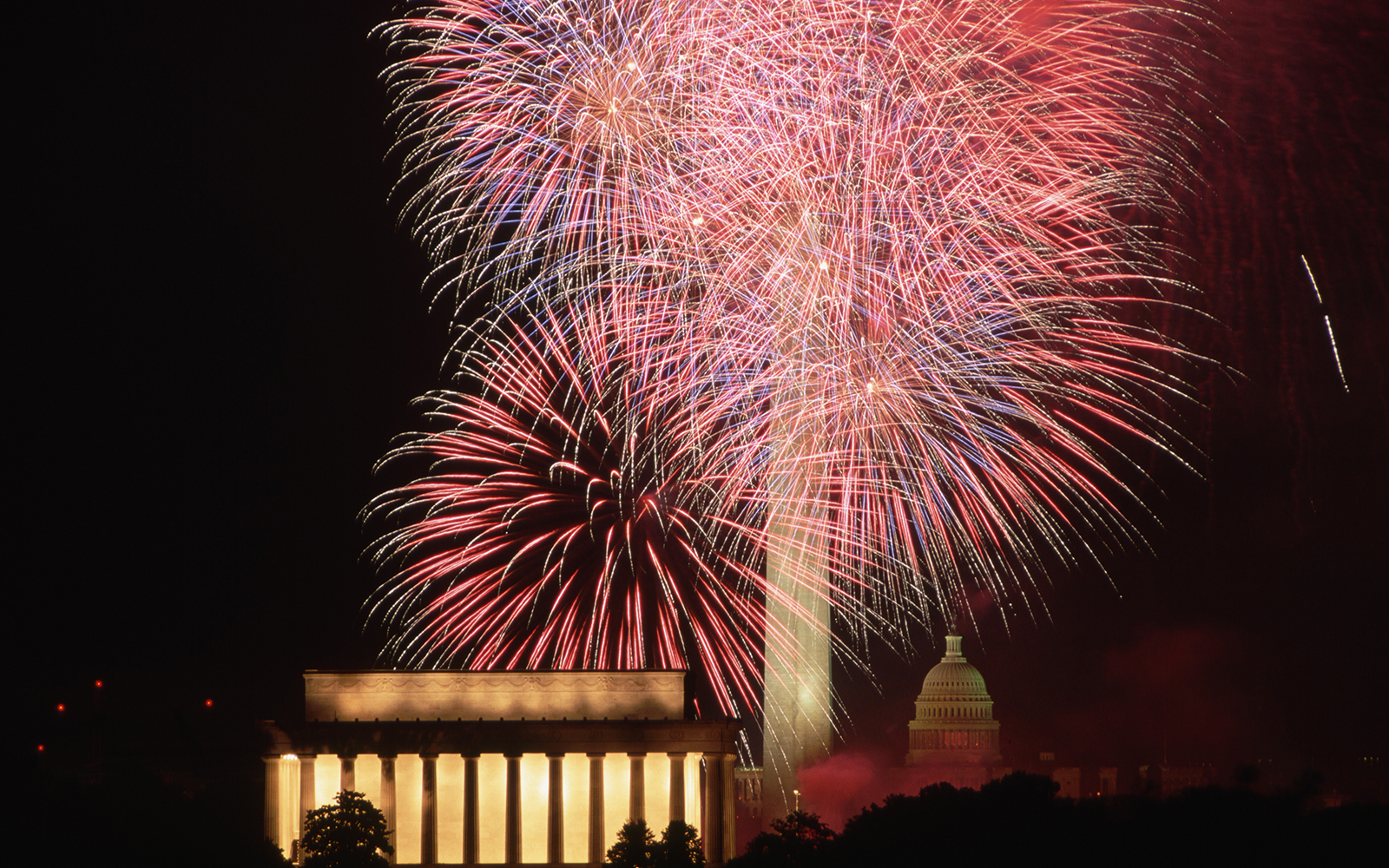 The Country's Best July 4 Celebrations: Washington, D.C.