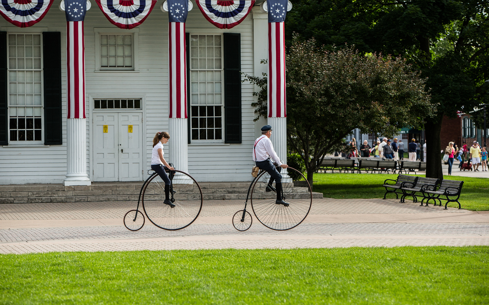 The Country's Best July 4 Celebrations: Detroit, Michigan