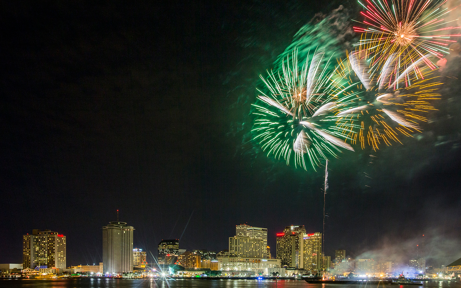 The Country's Best July 4 Celebrations: New Orleans, Louisiana