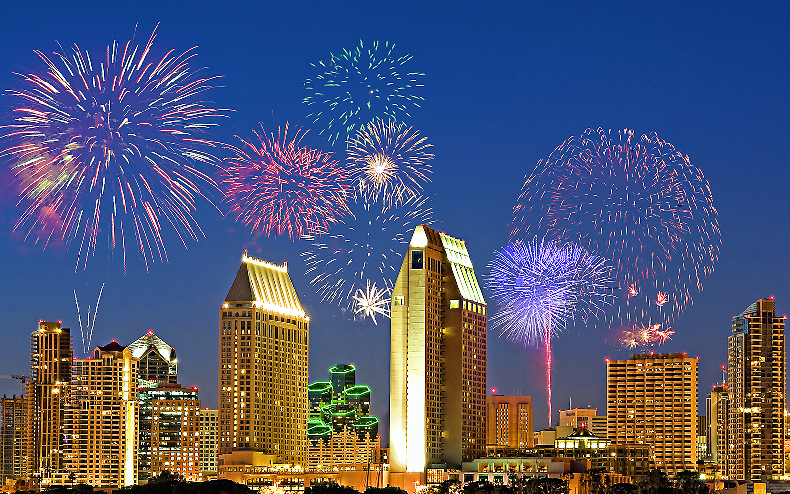 The Country's Best July 4 Celebrations: San Diego, California