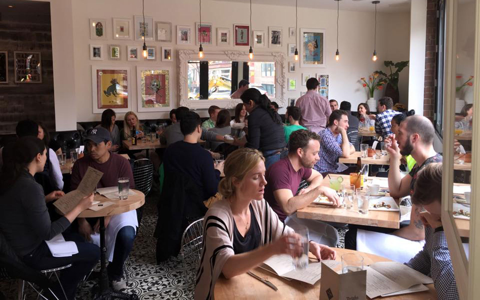New York's Mexican Moment: 9 Restaurant Debuts that Will Make You Forget California and Texas: La Loteía