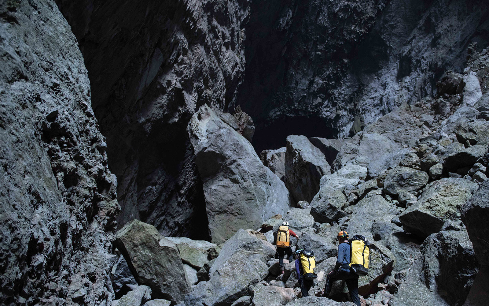 Inside the Cathedral-Like Chambers of Vietnam's Son Doong Cave