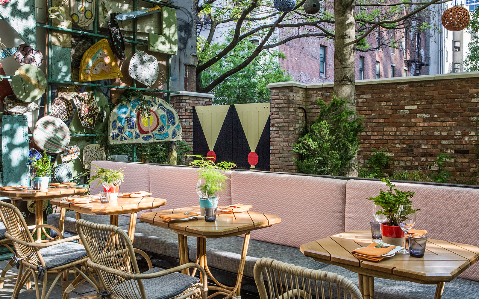 Best Vegan-Friendly Restaurants on the Planet: Narcissa in NYC