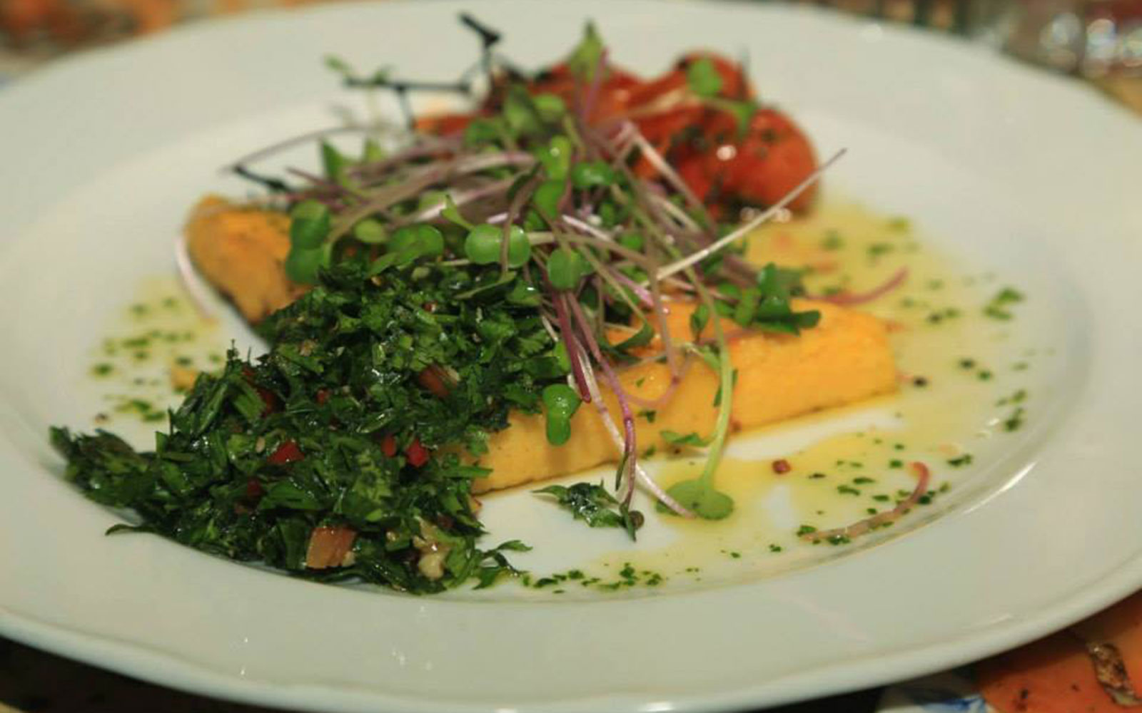 Best Vegan-Friendly Restaurants on the Planet: Nanuchka in Tel Aviv