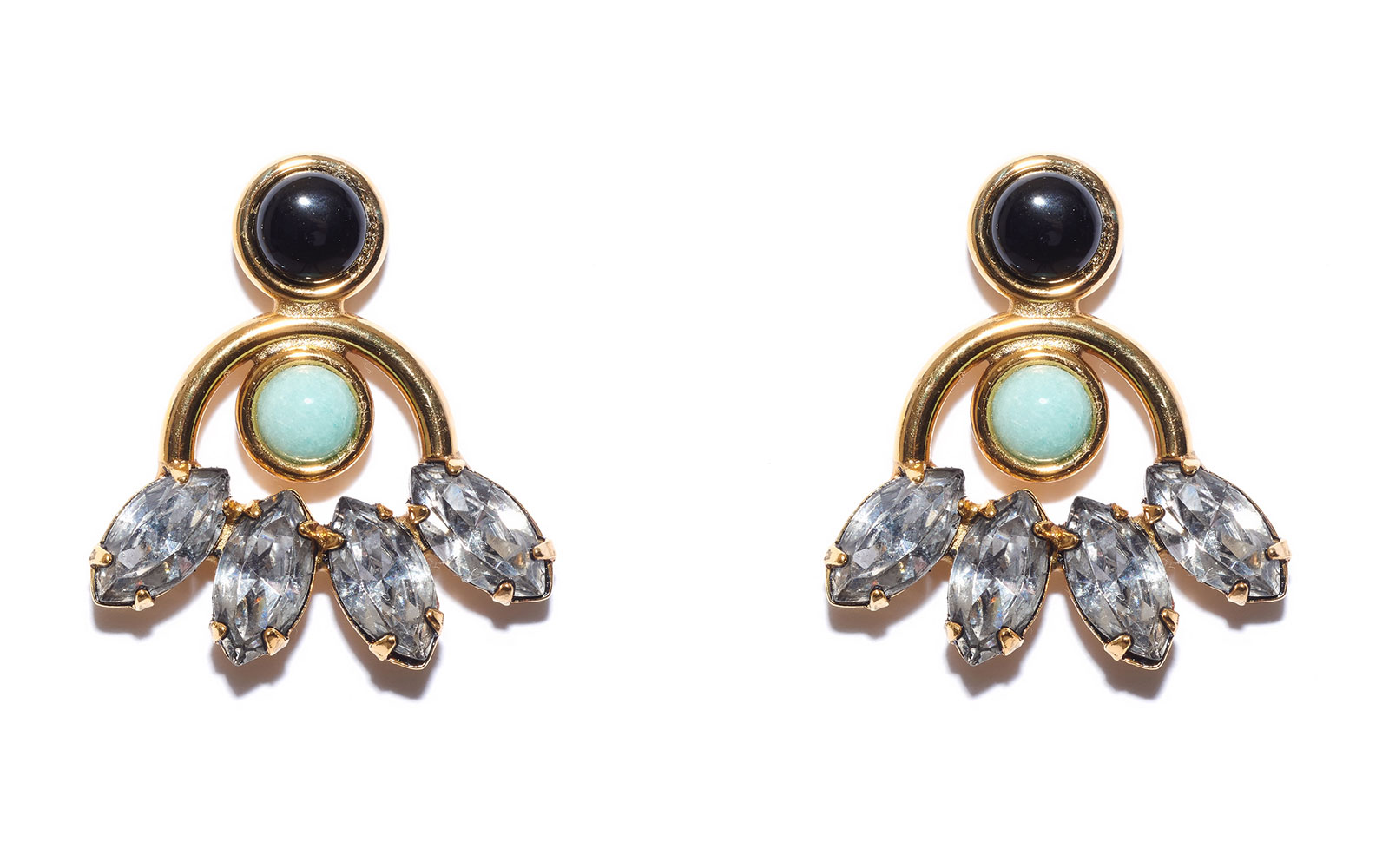 Jewelry Designers Lizzie Fortunato in Charleston, South Carolina: Earring