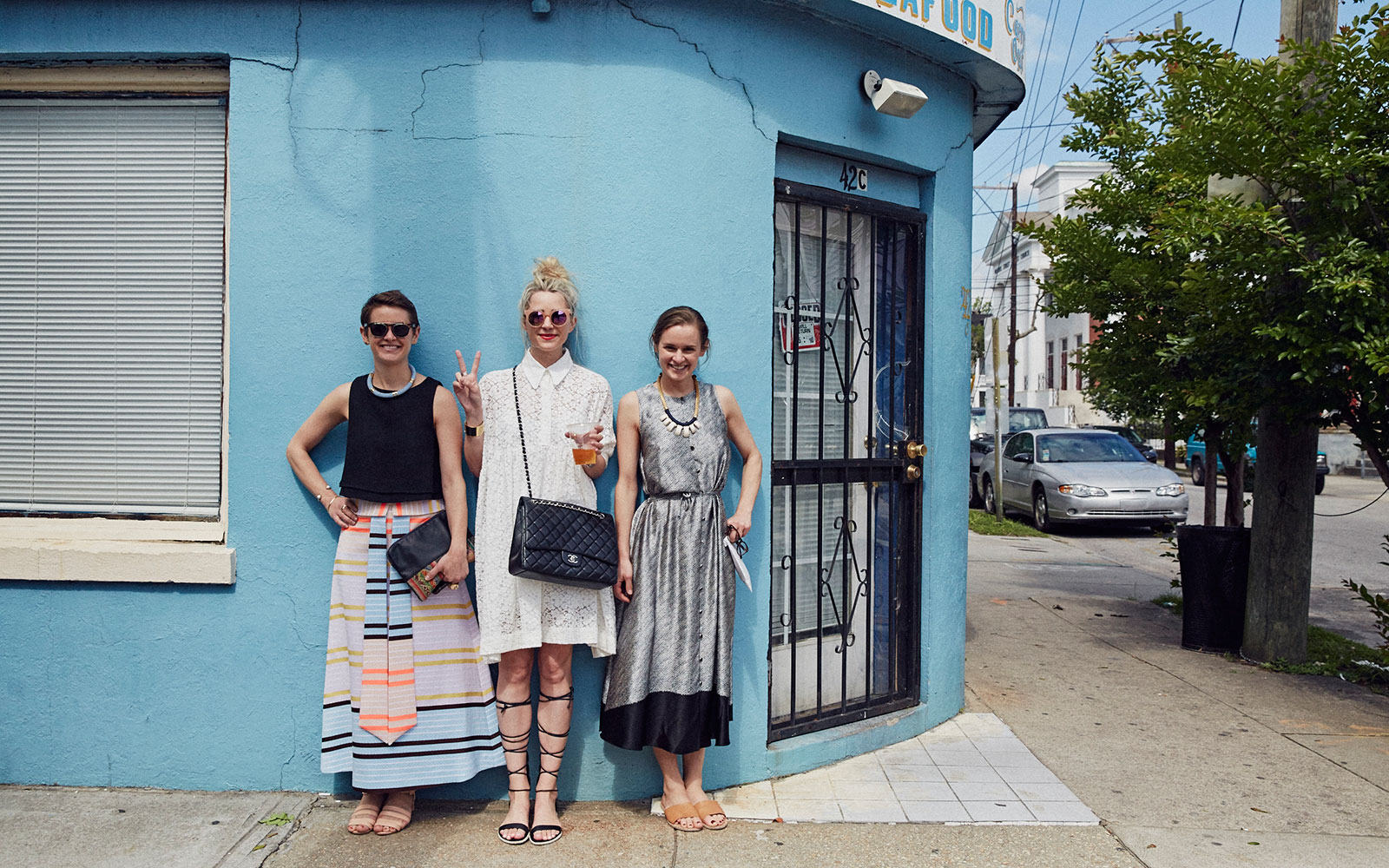 Jewelry Designers Lizzie Fortunato in Charleston, South Carolina: Girls