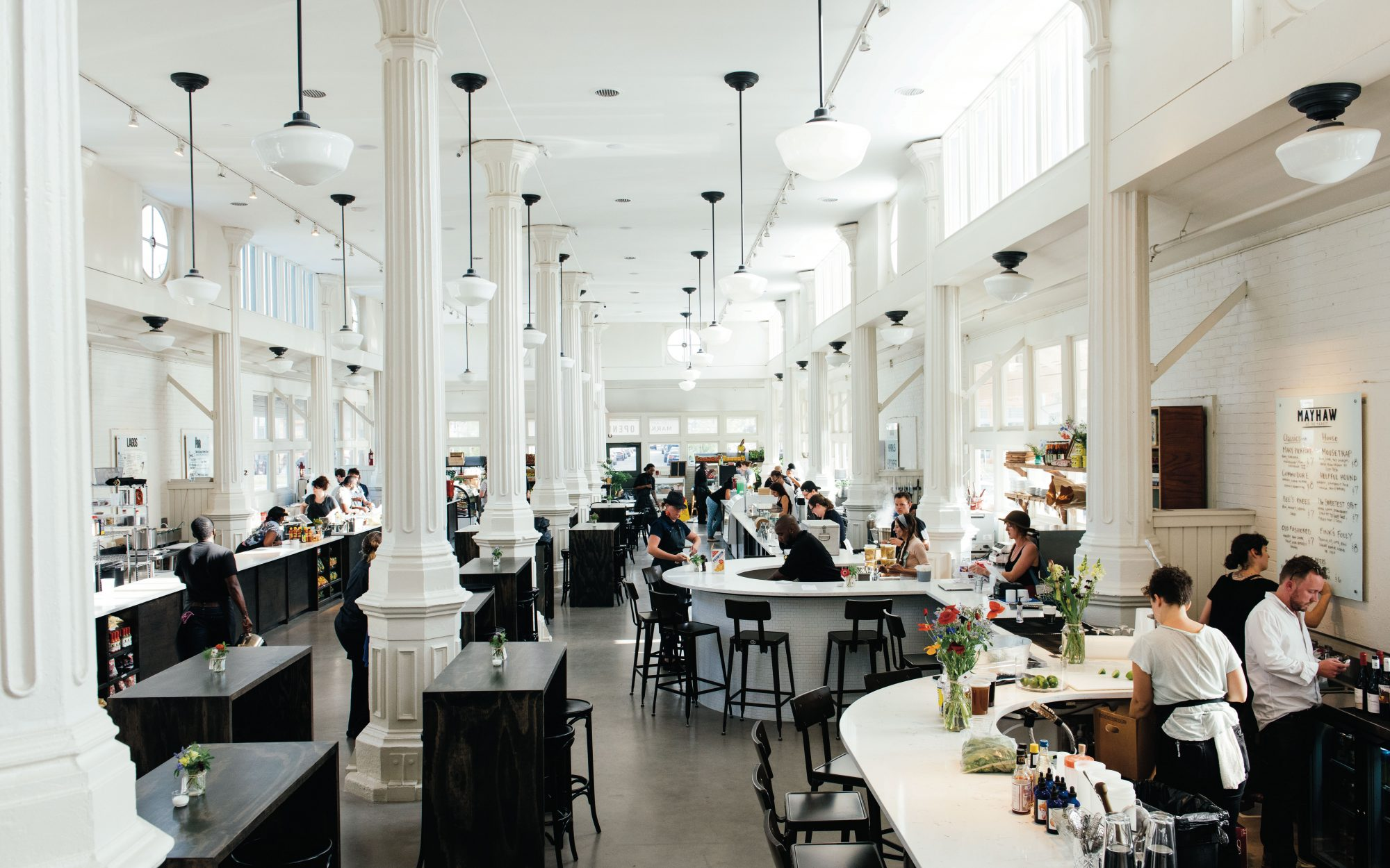 Best New Food Halls Around the World: St. Roch Market, New Orleans