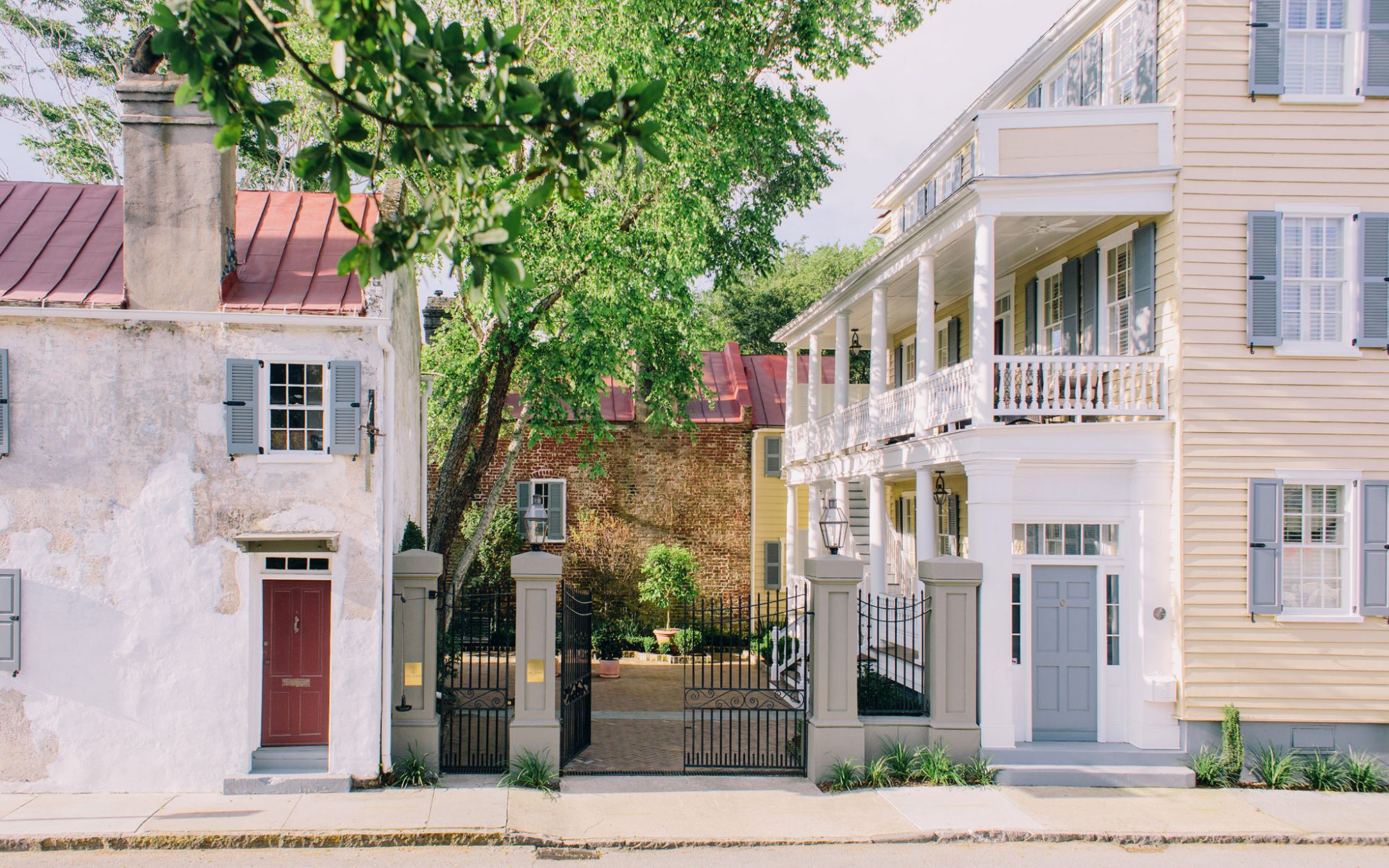 Counting Down America's Best Cities for History Buffs: Charleston
