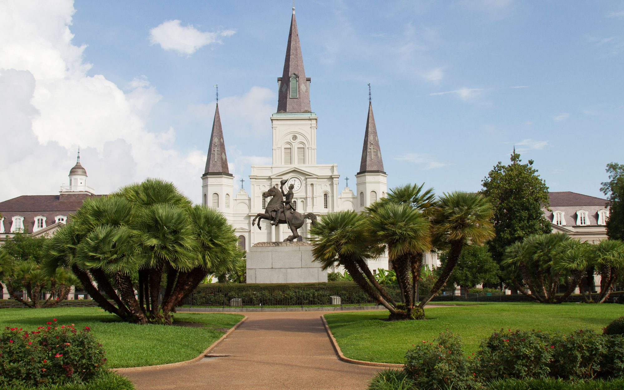 Counting Down America's Best Cities for History Buffs: New Orleans