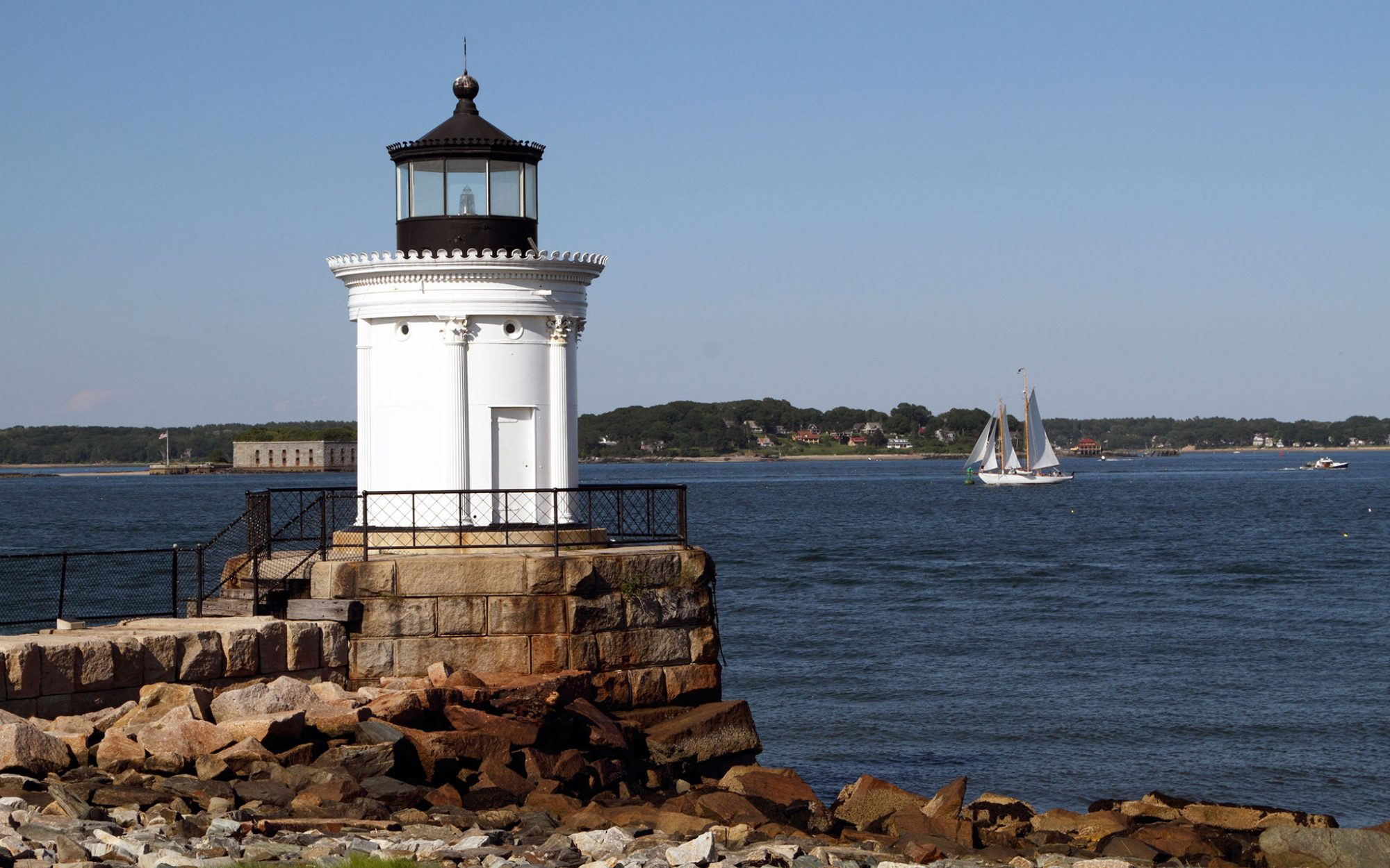 Counting Down America's Best Cities for History Buffs: Portland, ME