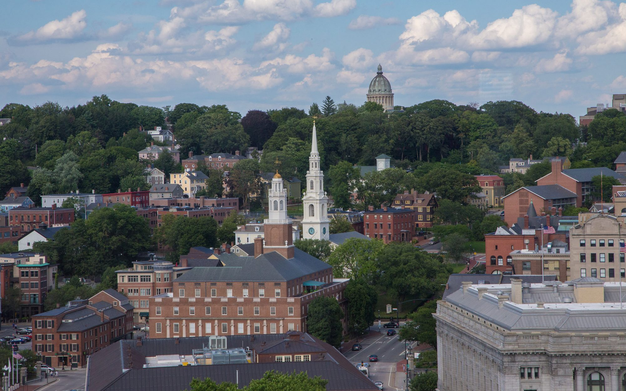 Counting Down America's Best Cities for History Buffs: Providence