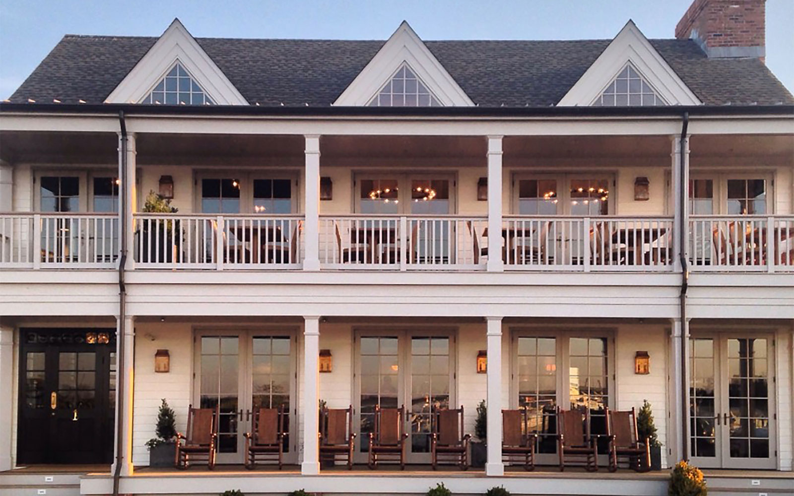 11 Intimate East Coast Inns to While Away Your Summer: Baron's Cove in Sag Harbor, New York