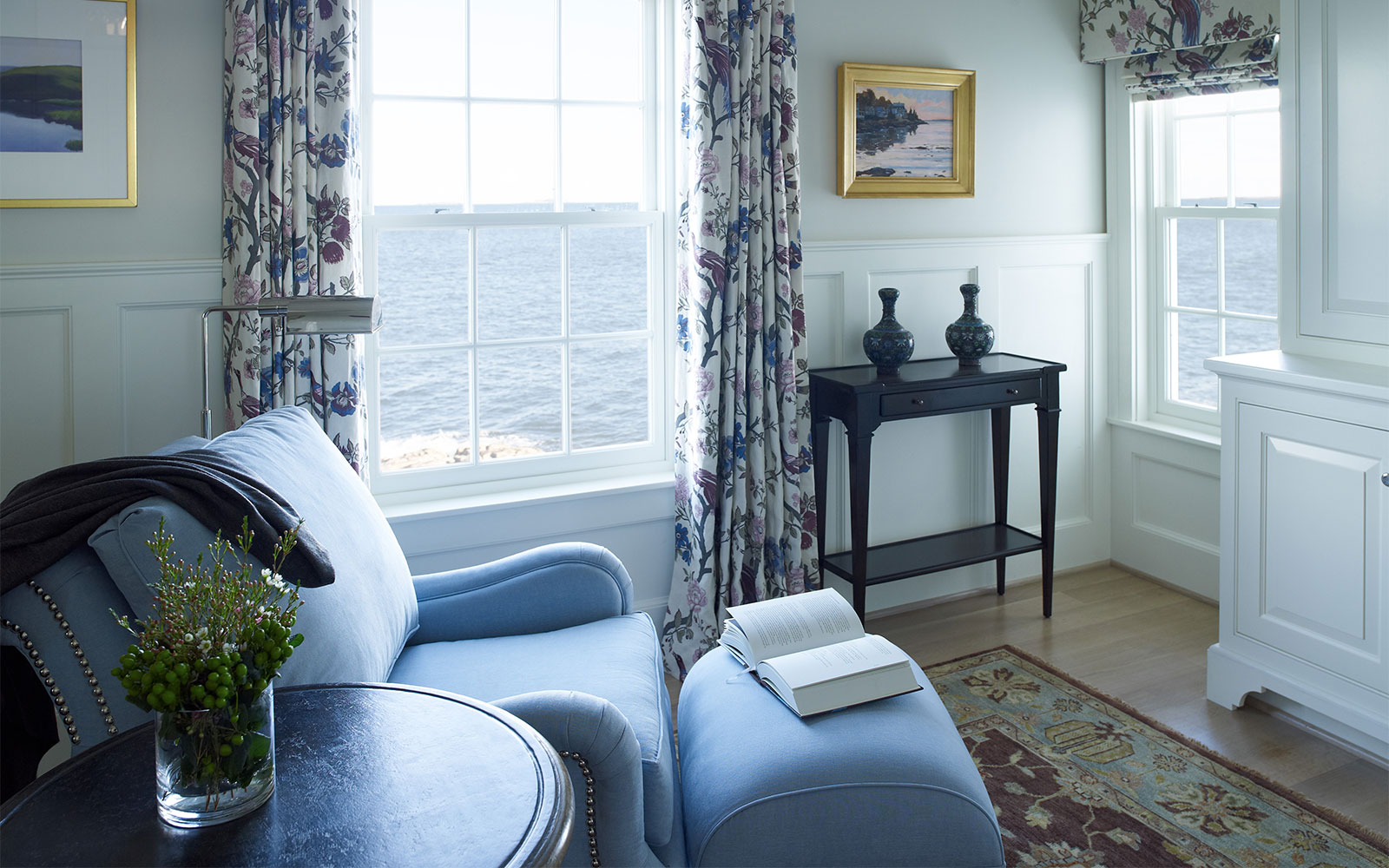 11 Intimate East Coast Inns to While Away Your Summer: Inn at Cuckolds Lighthouse on Cuckolds Island, Maine