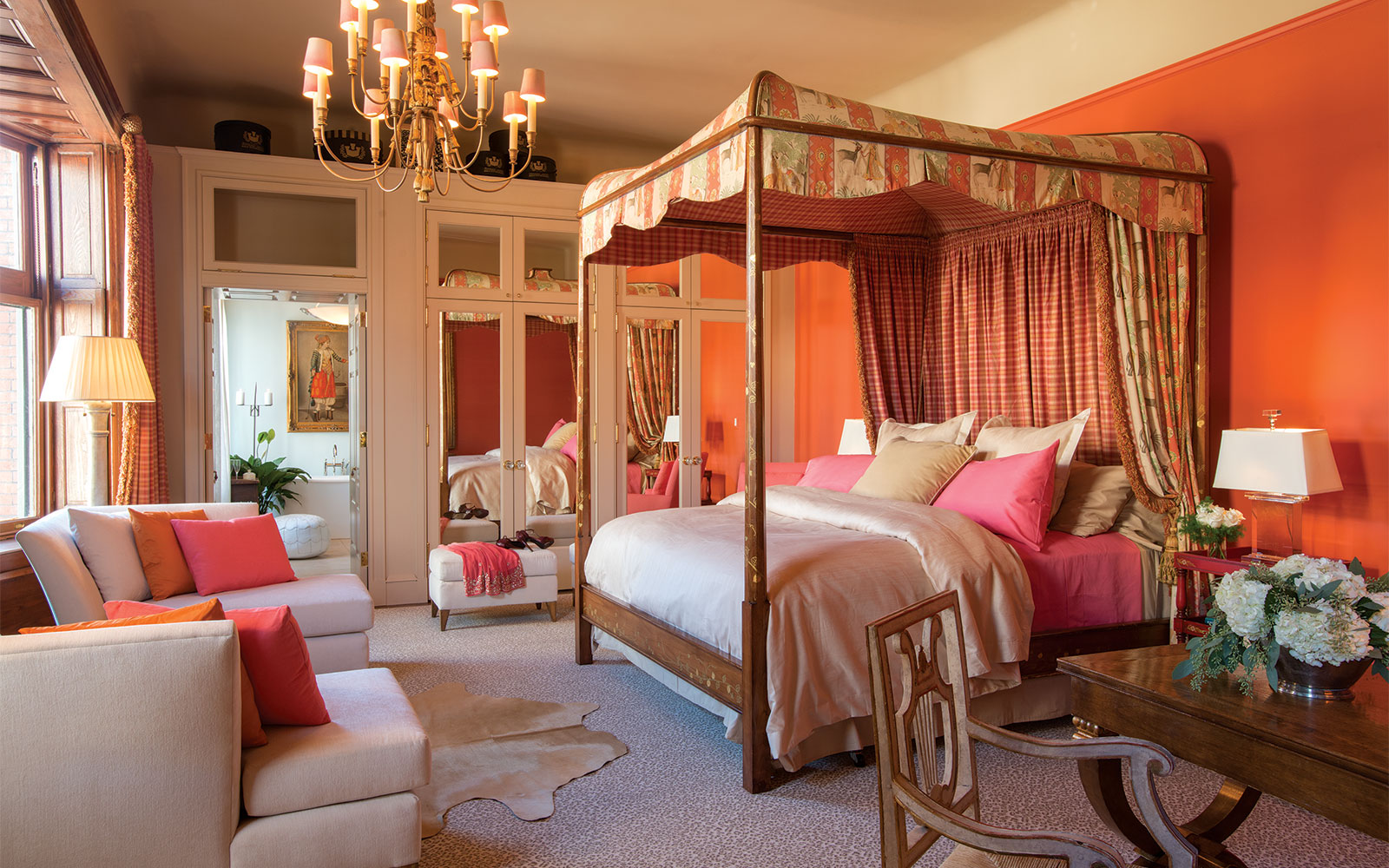 11 Intimate East Coast Inns to While Away Your Summer: The Ivy Hotel in Baltimore, Maryland